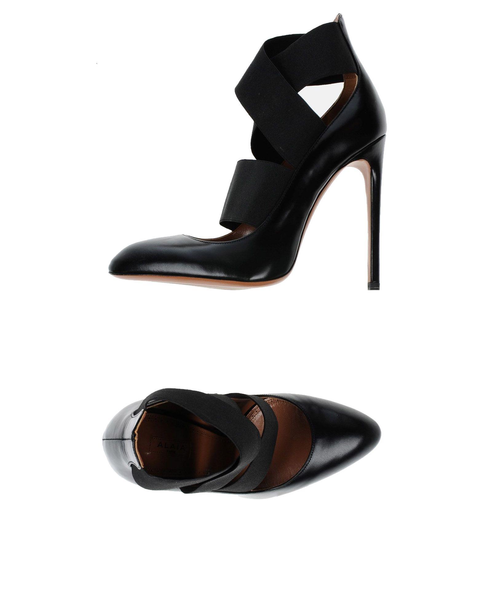 Alaïa Pumps Damen  11434791HNGut aussehende strapazierfähige Schuhe