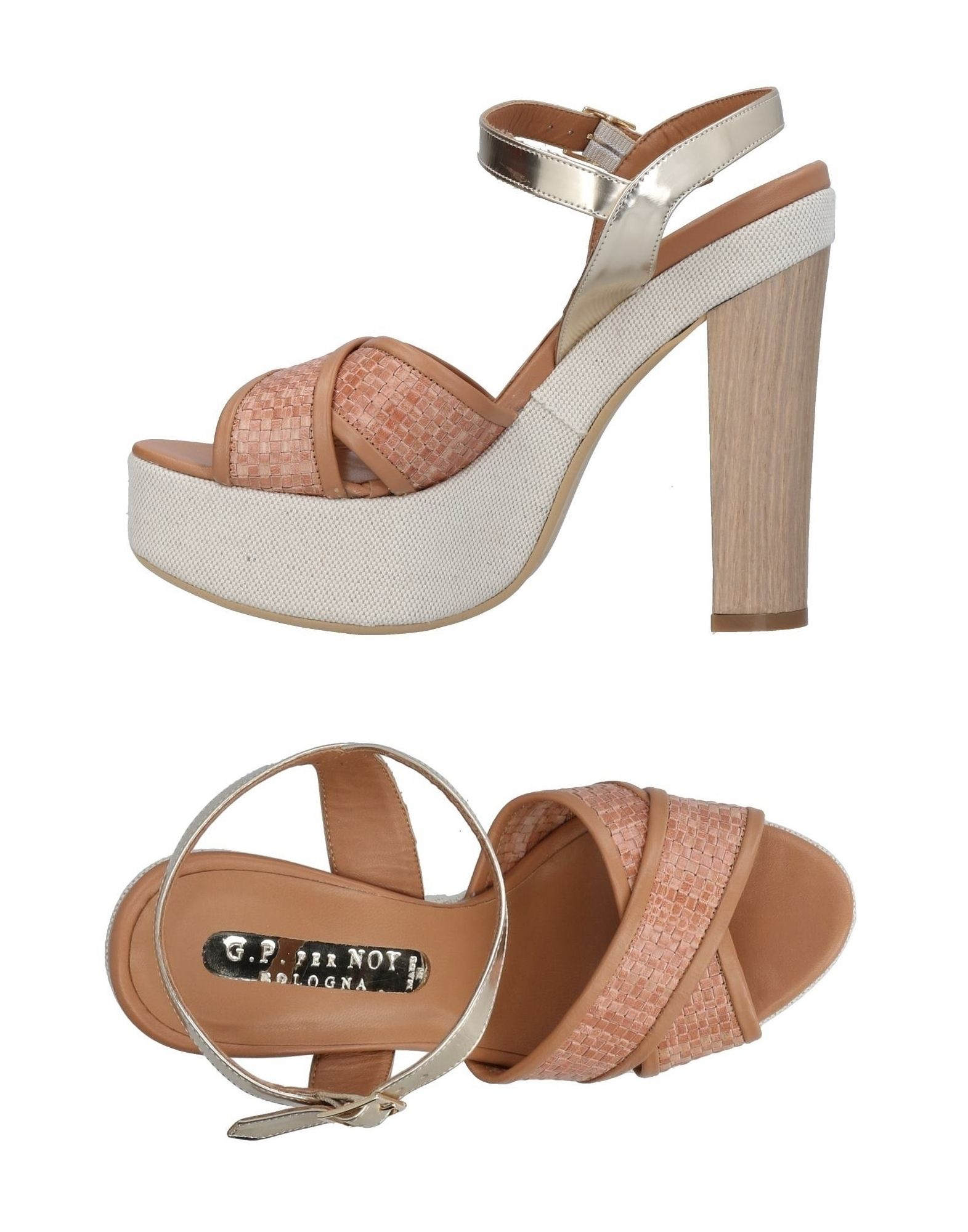 G.P. Per Noy Bologna Sandalen Damen  11434800DI Gute Qualität beliebte Schuhe