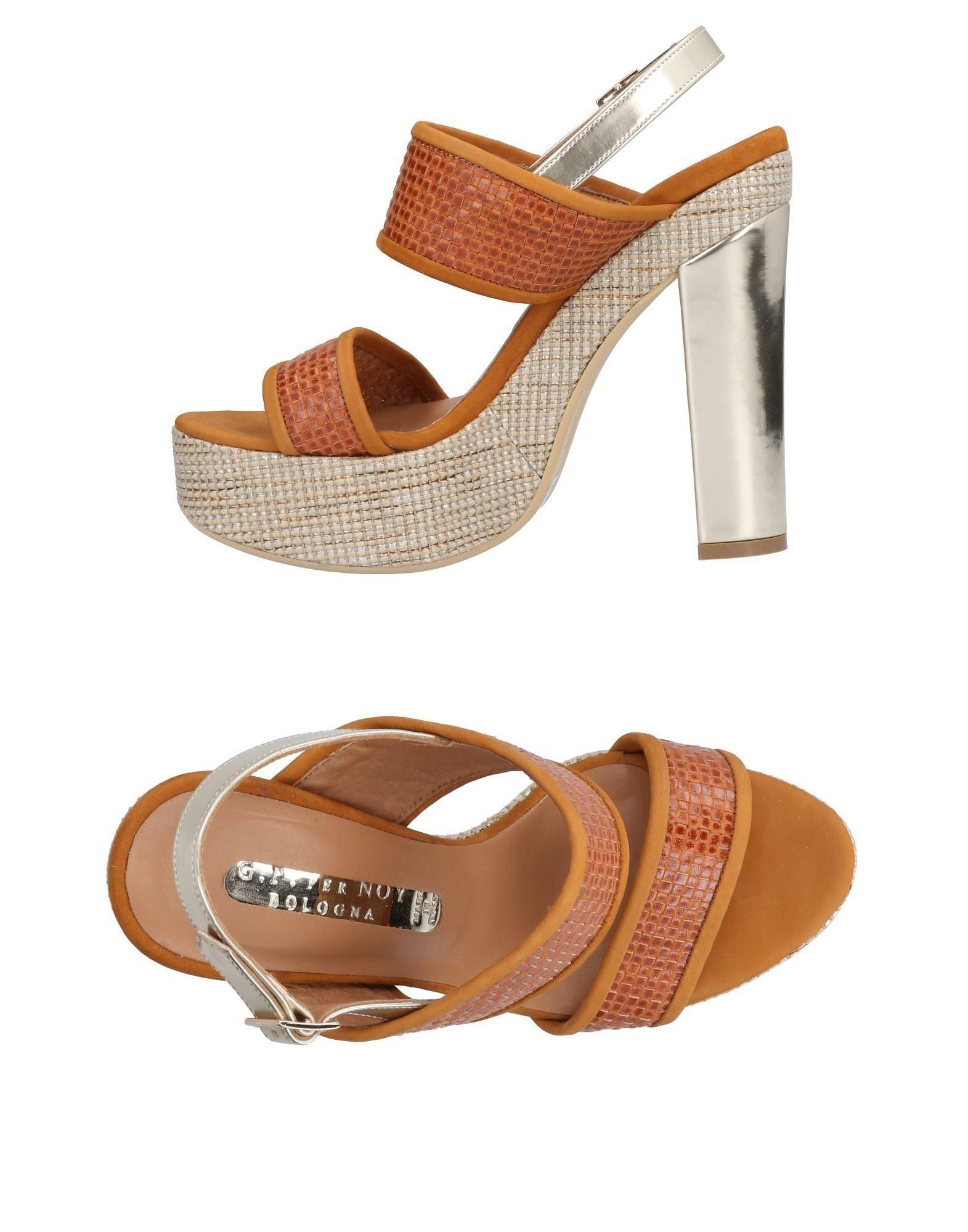 G.P. Per Noy Bologna Sandalen Damen  11434812RO Gute Qualität beliebte Schuhe