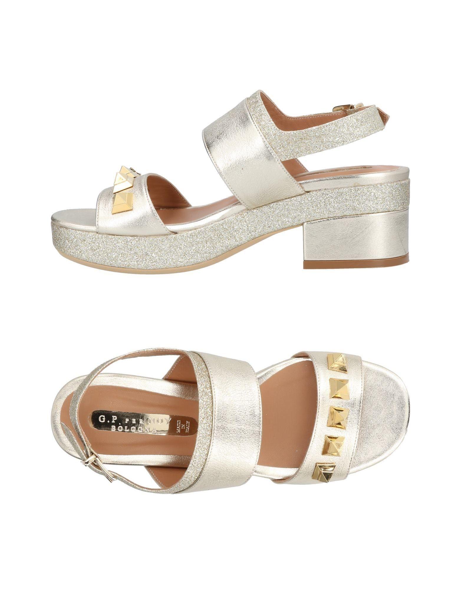 G.P. Per Noy Bologna Sandalen Damen  11434817QA Gute Qualität beliebte Schuhe