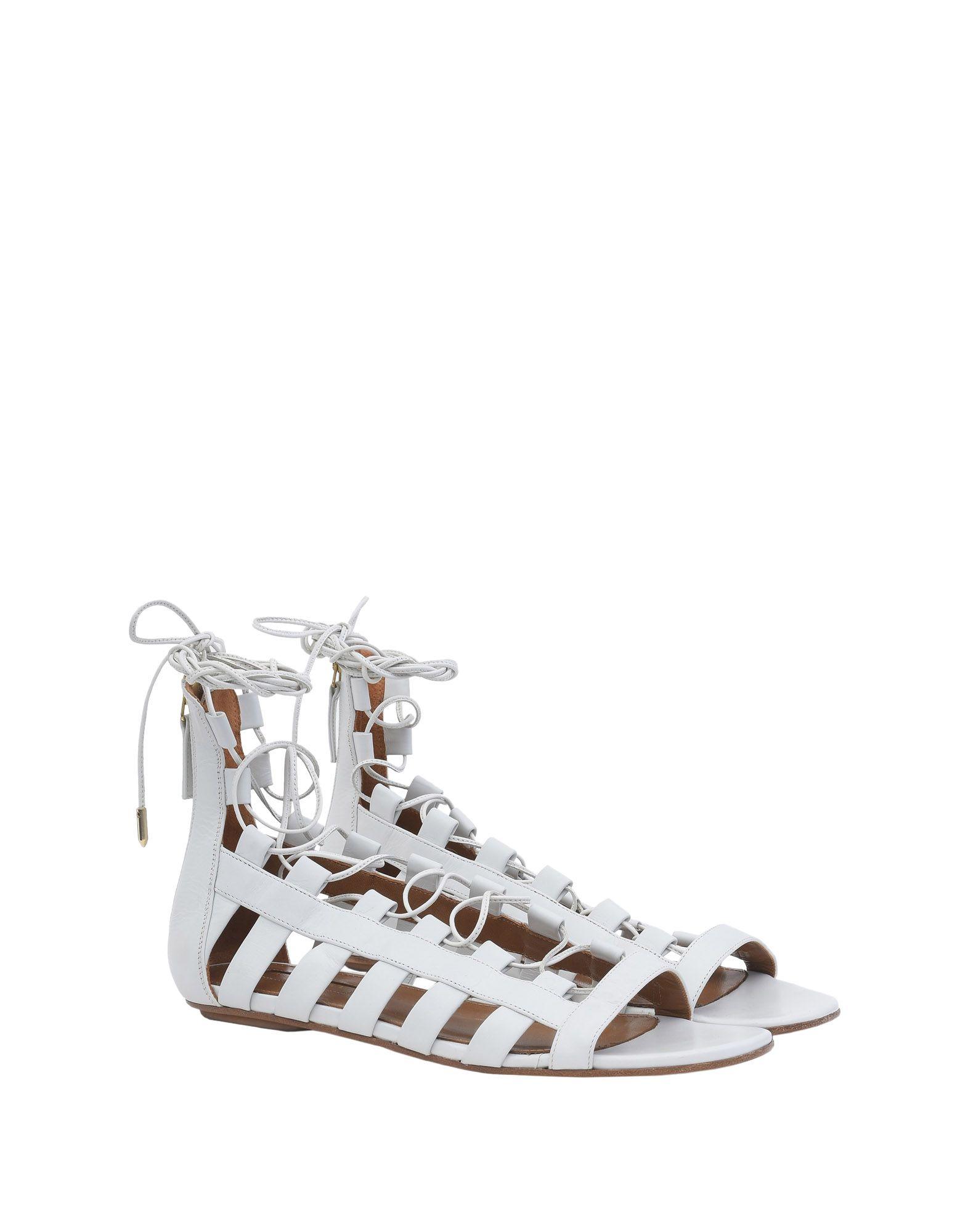 Aquazzura gut Sandalen Damen  11434834OMGünstige gut Aquazzura aussehende Schuhe 91c26e