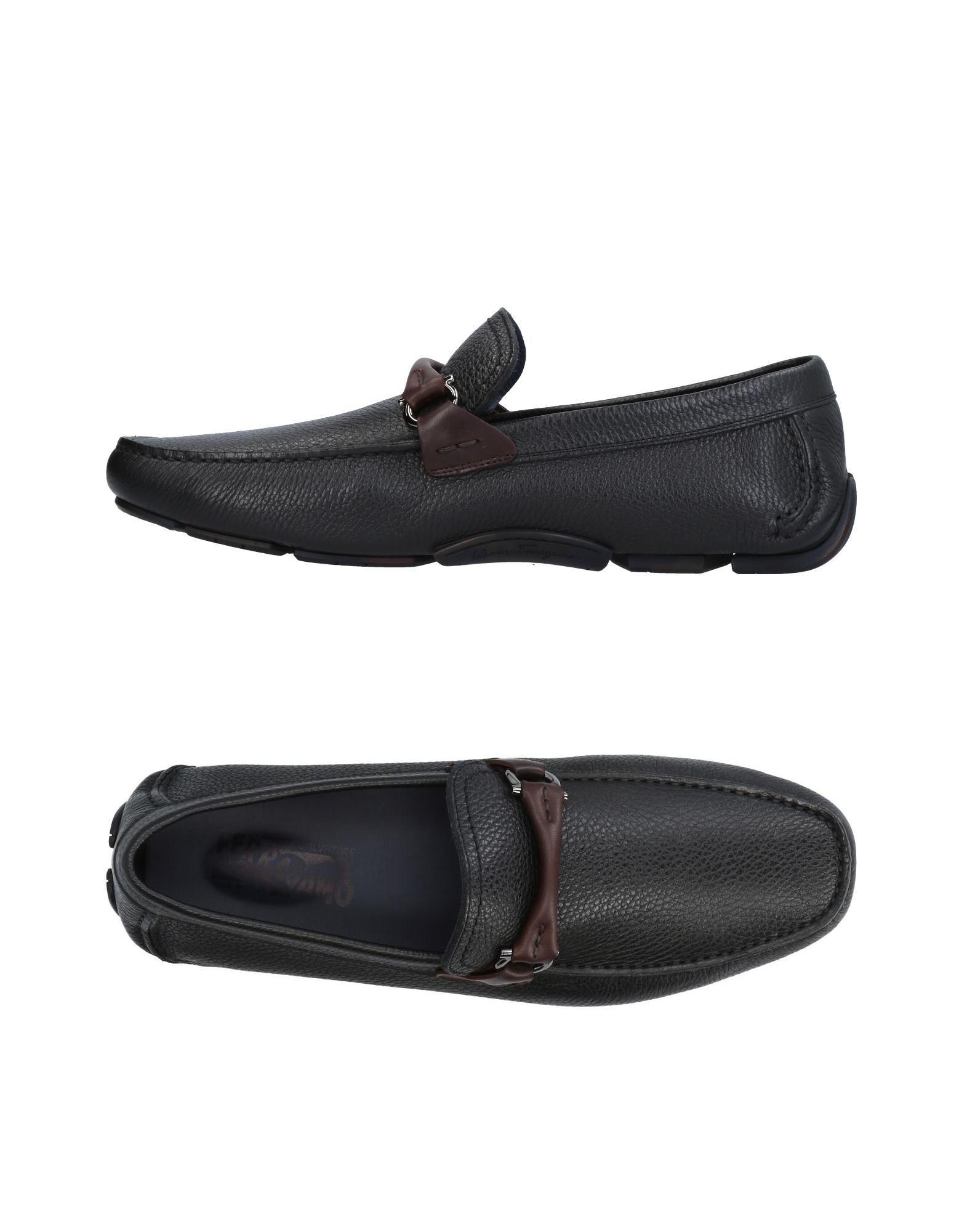 Salvatore Ferragamo Mokassins Herren  11434848GM Gute Qualität beliebte Schuhe