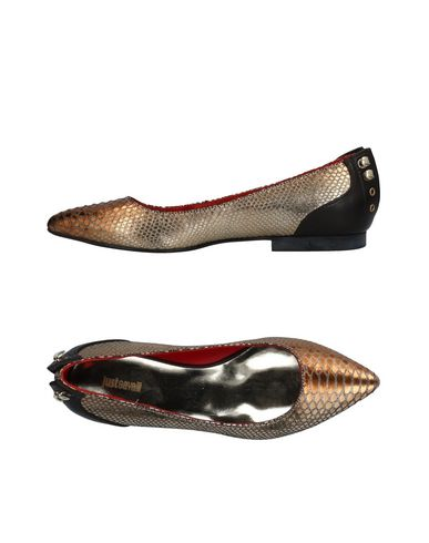 looking for for sale JUST CAVALLI Ballet flats free shipping comfortable HJ51dl8E