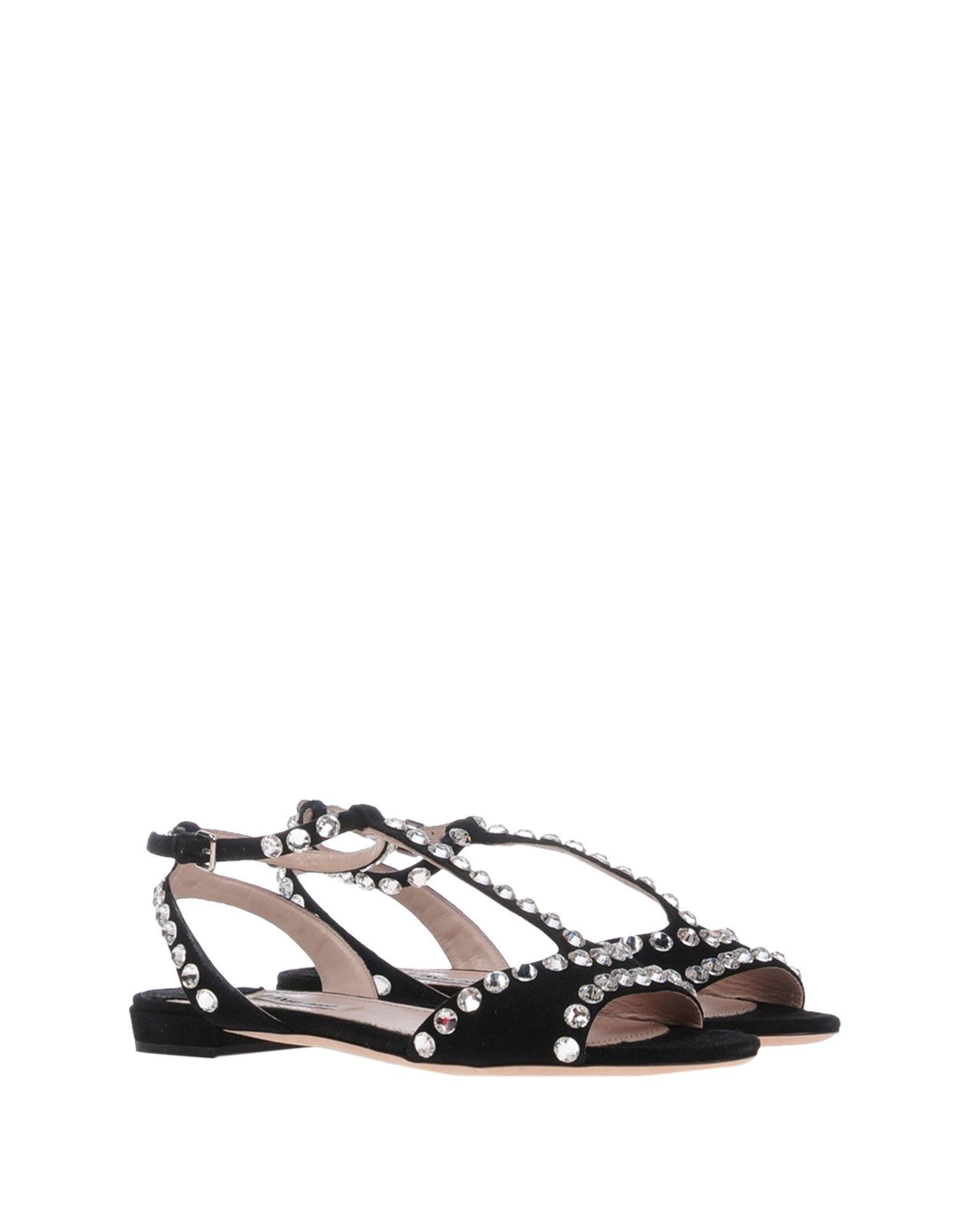 Sandales Miu Miu Femme - Sandales Miu Miu sur