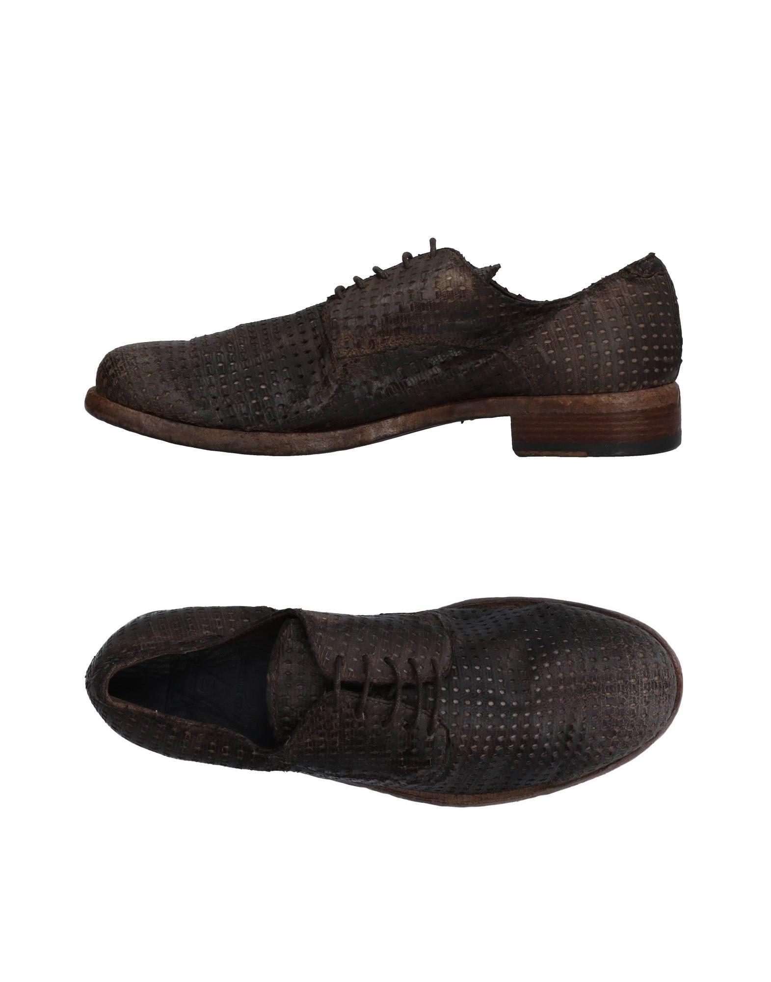 Stringate Open Closed  Shoes Uomo - 11435076UR