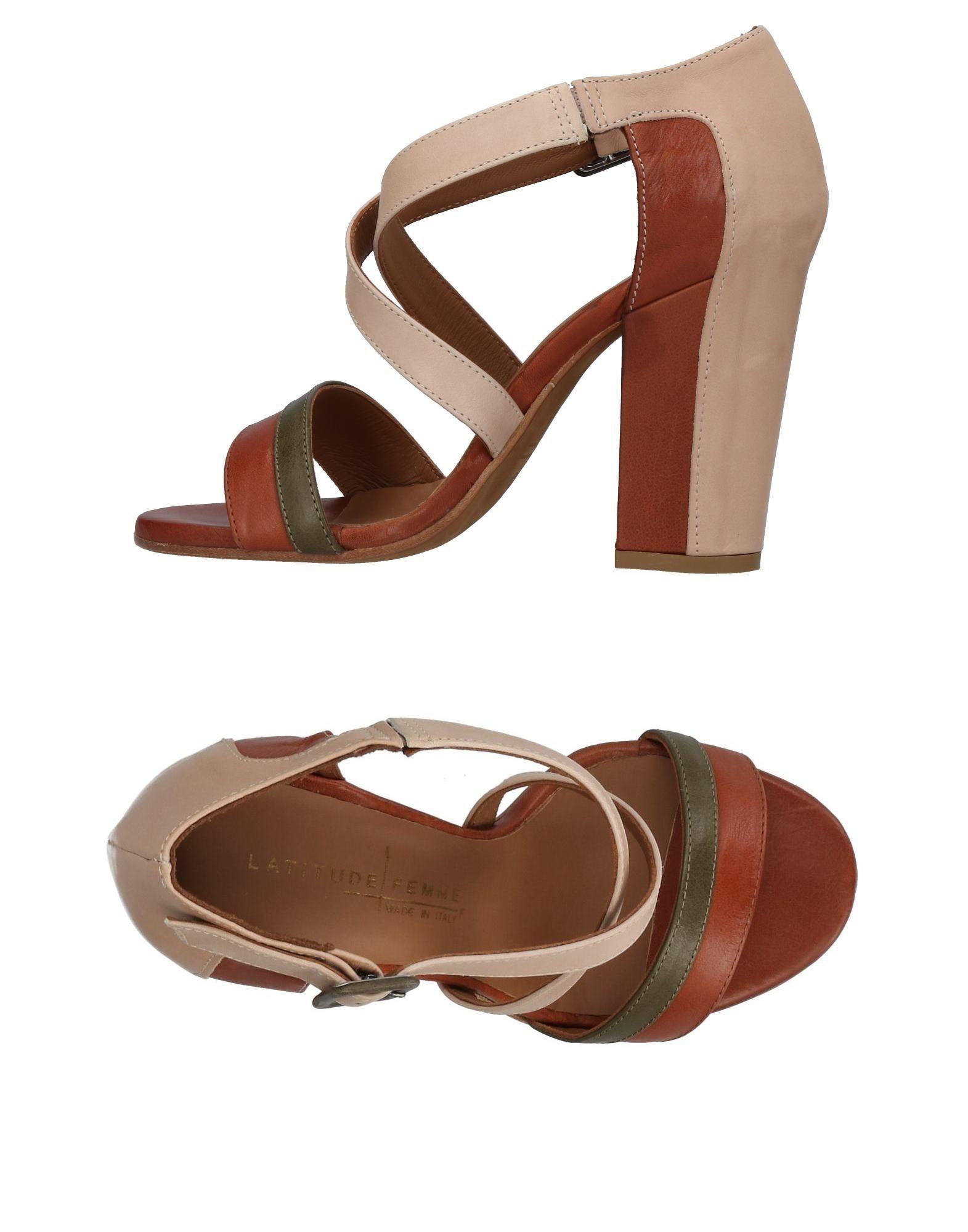 Latitude Femme Sandalen Damen  11435161XX Gute Qualität beliebte Schuhe