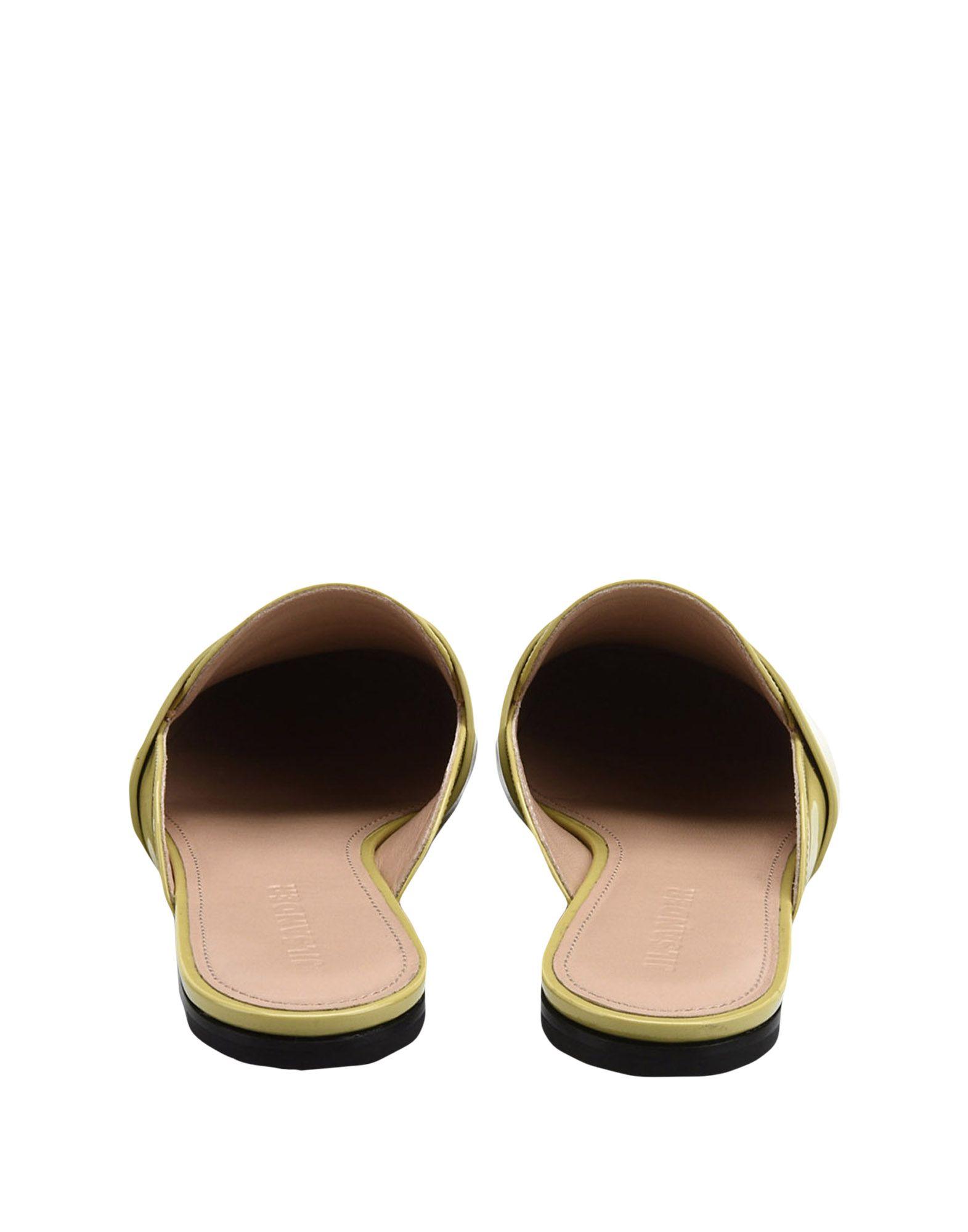Stilvolle billige Schuhe Jil Sander 11435192CI Pantoletten Damen  11435192CI Sander 3e0d48