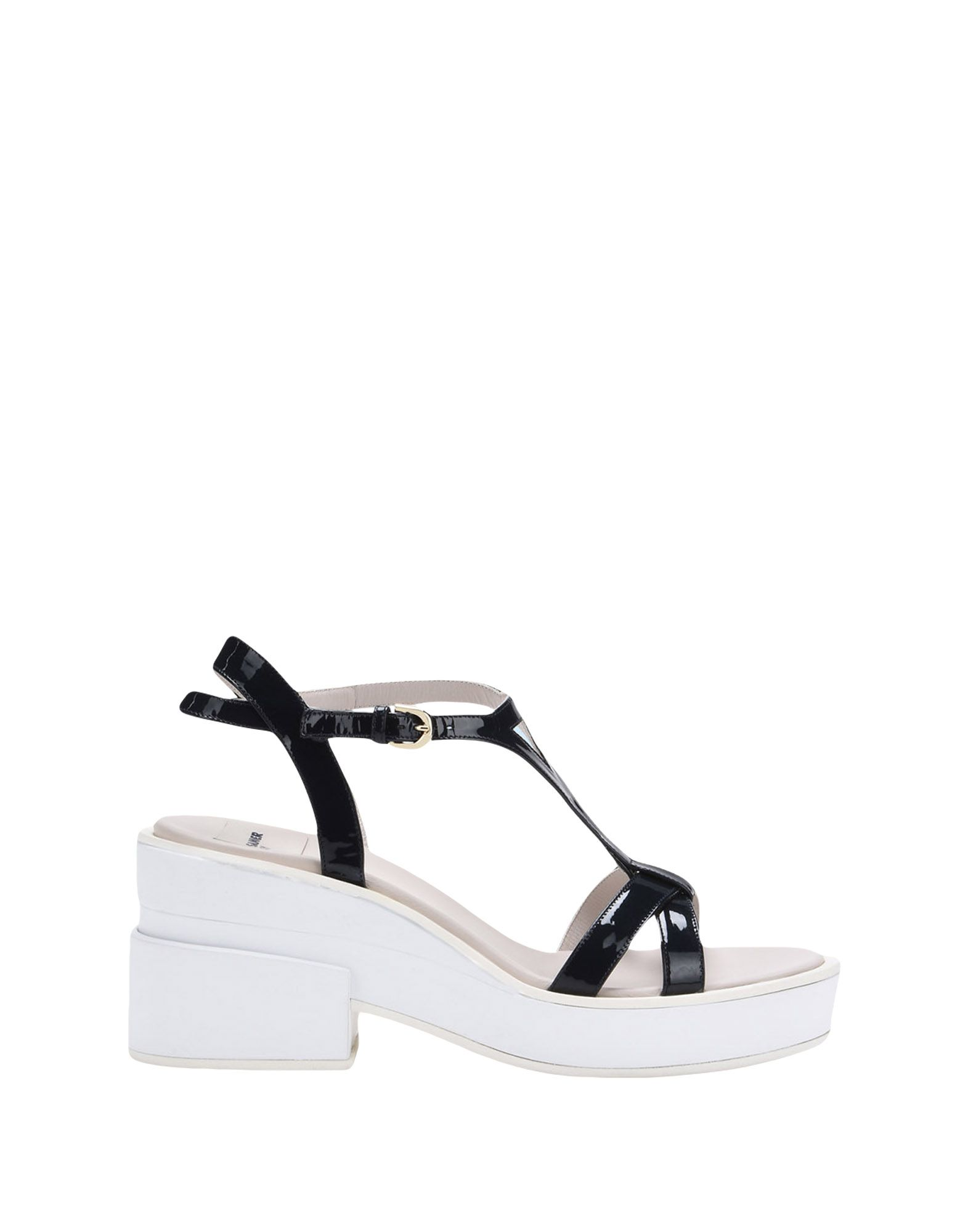 Jil Sander Navy Sandalen Damen Qualität  11435251CG Gute Qualität Damen beliebte Schuhe 8cd037