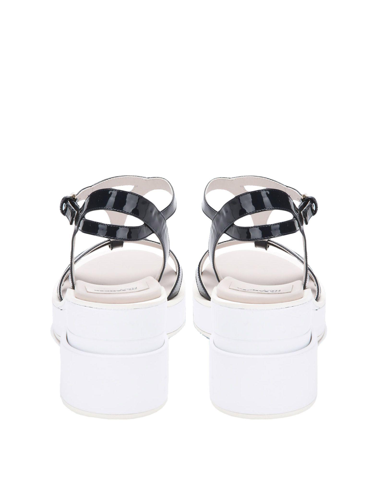 Jil Gute Sander Navy Sandalen Damen  11435251CG Gute Jil Qualität beliebte Schuhe 403889