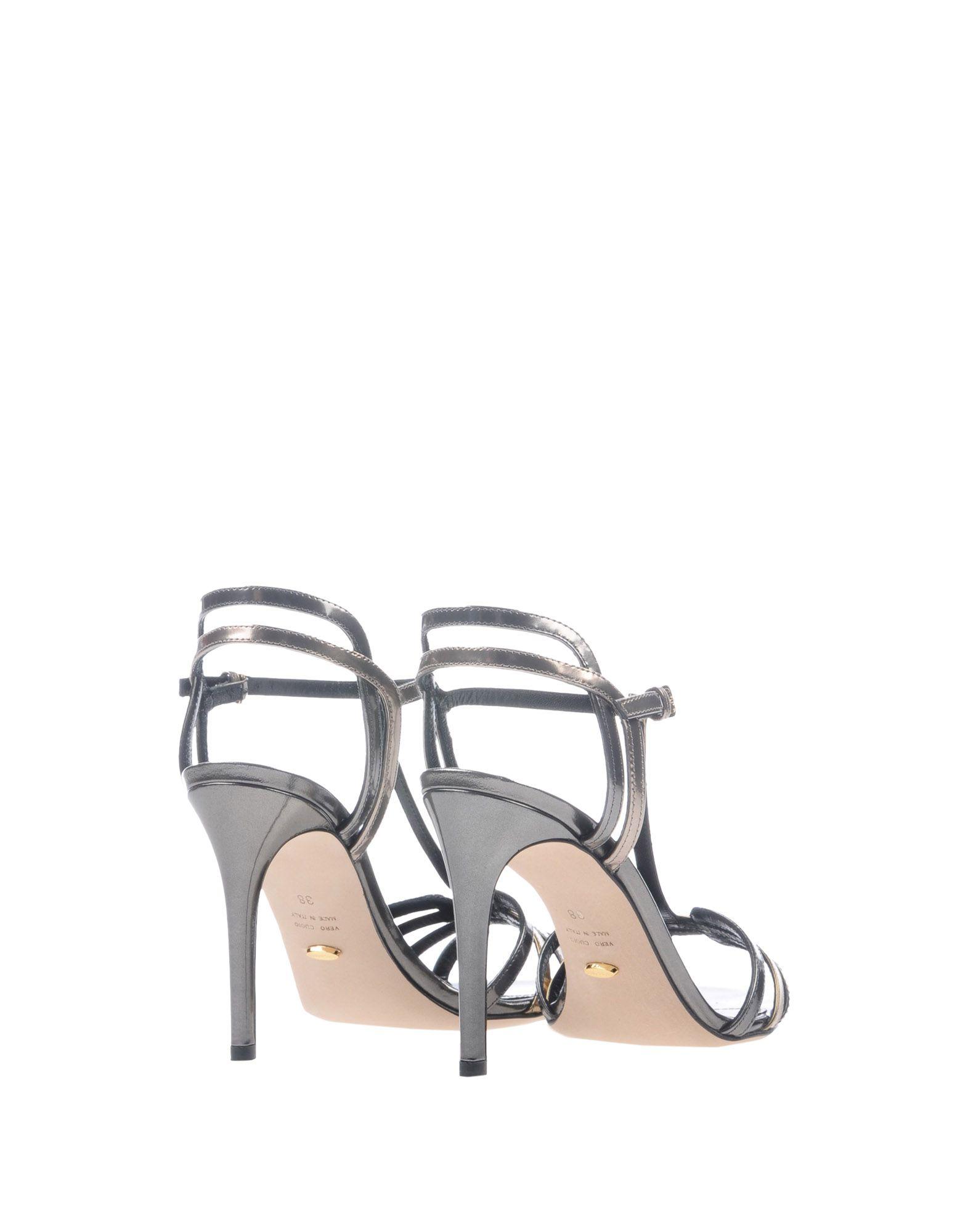 Stilvolle billige Schuhe Sergio Rossi Sandalen Damen  11435252KC