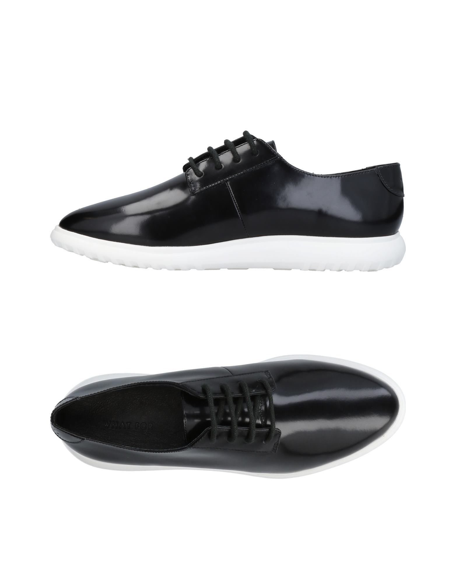 Sneakers What For Donna - 11435269MT