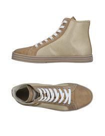 Chaussures De Sport En Cuir Rebelles Printemps / Été Hogan kUMPfxb