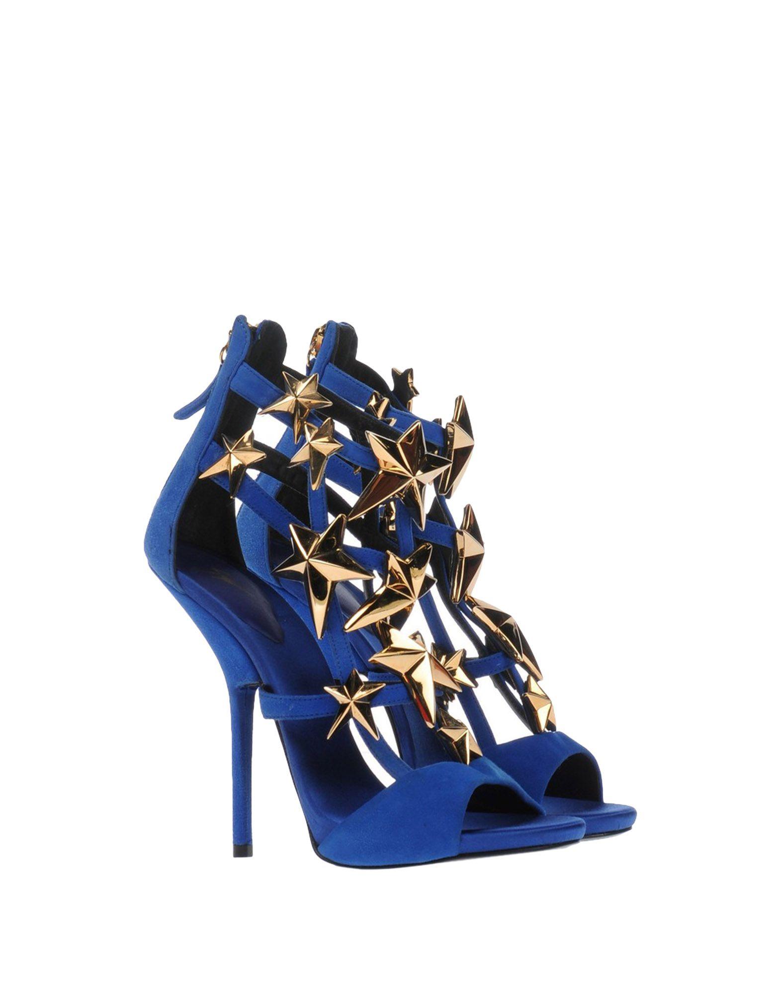 Sandales Giuseppe Zanotti Design Femme - Sandales Giuseppe Zanotti Design sur