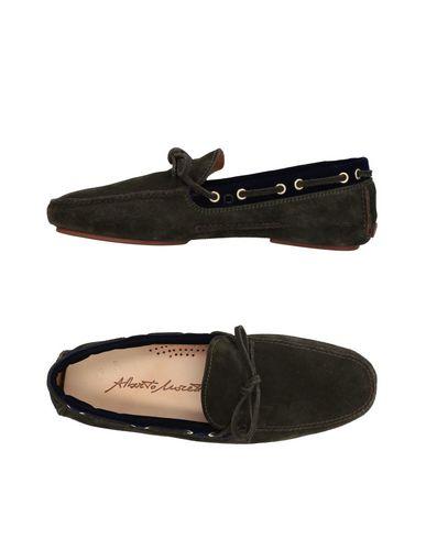 Zapatos con descuento Mocasín Alberto Moretti Hombre - Mocasines Alberto Moretti - 11435311EM Verde oscuro