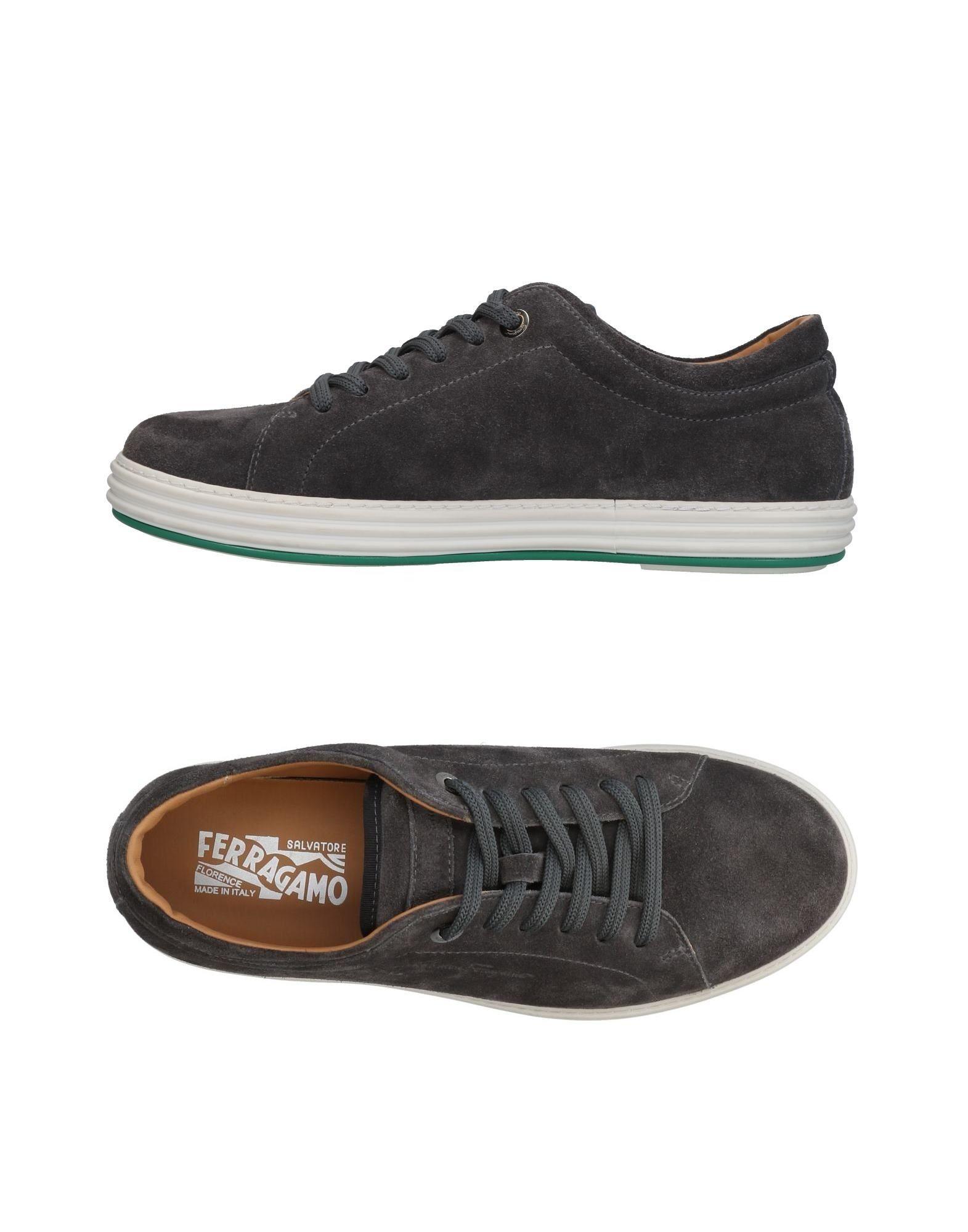 Salvatore Ferragamo Sneakers Herren  11435392KV Gute Qualität beliebte Schuhe