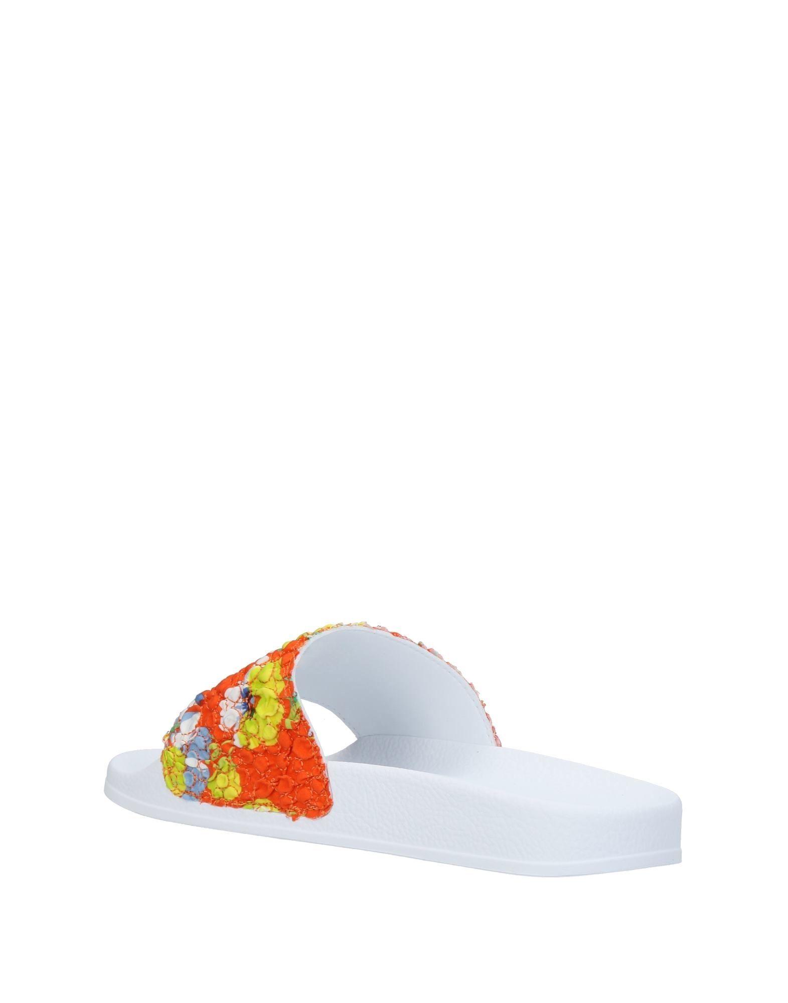 Msgm Sandalen Heiße Damen  11435401SA Heiße Sandalen Schuhe 5983c0