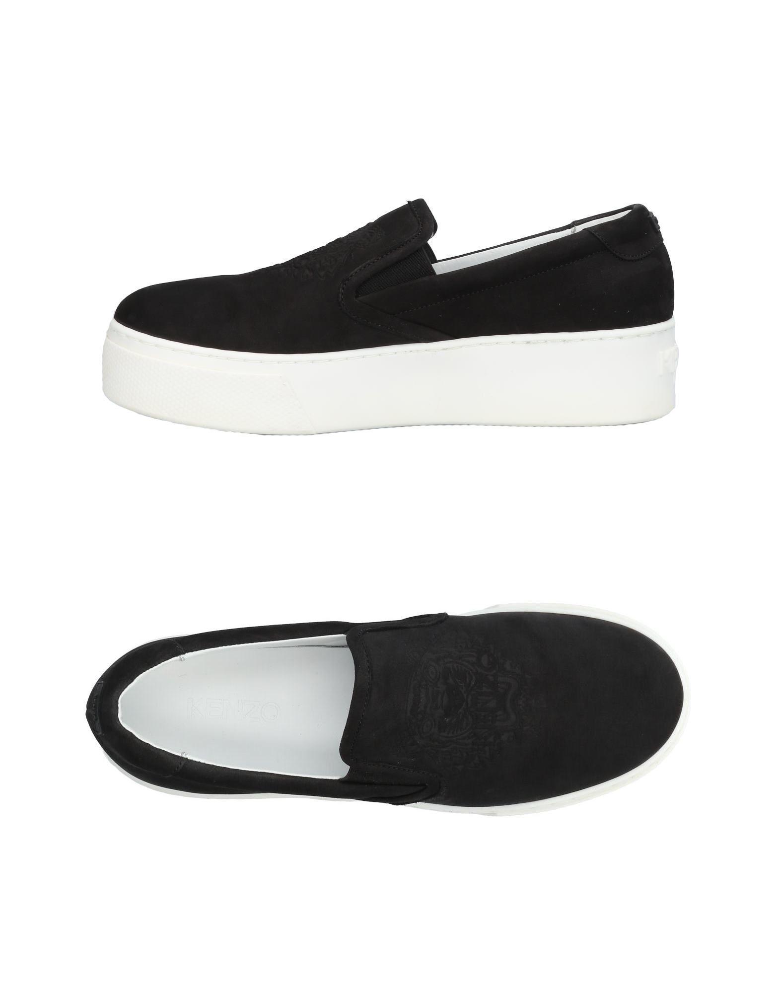 Stilvolle billige Schuhe Kenzo Sneakers Damen  11435417XX