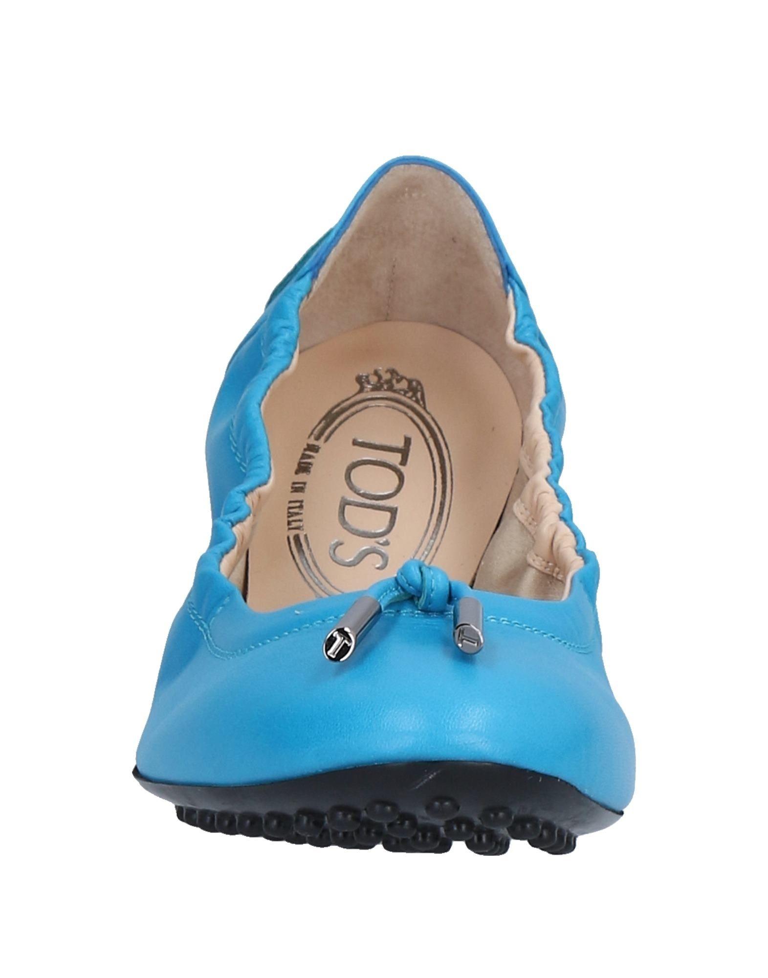 Tod's Ballet Flats - Women Women Women Tod's Ballet Flats online on  United Kingdom - 11435441OX 34bd13