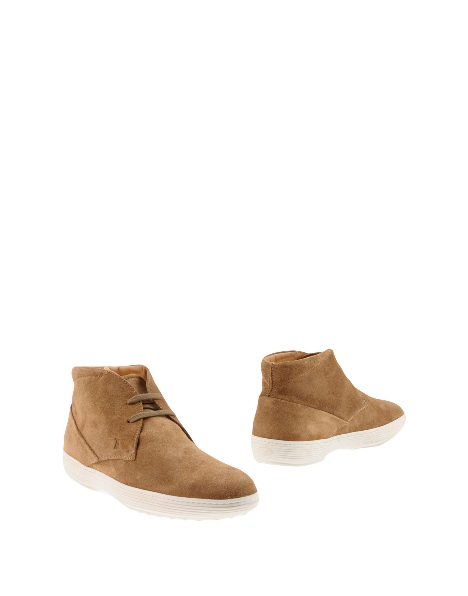 Tod's Stiefelette Herren  11435498PI Gute Qualität beliebte Schuhe