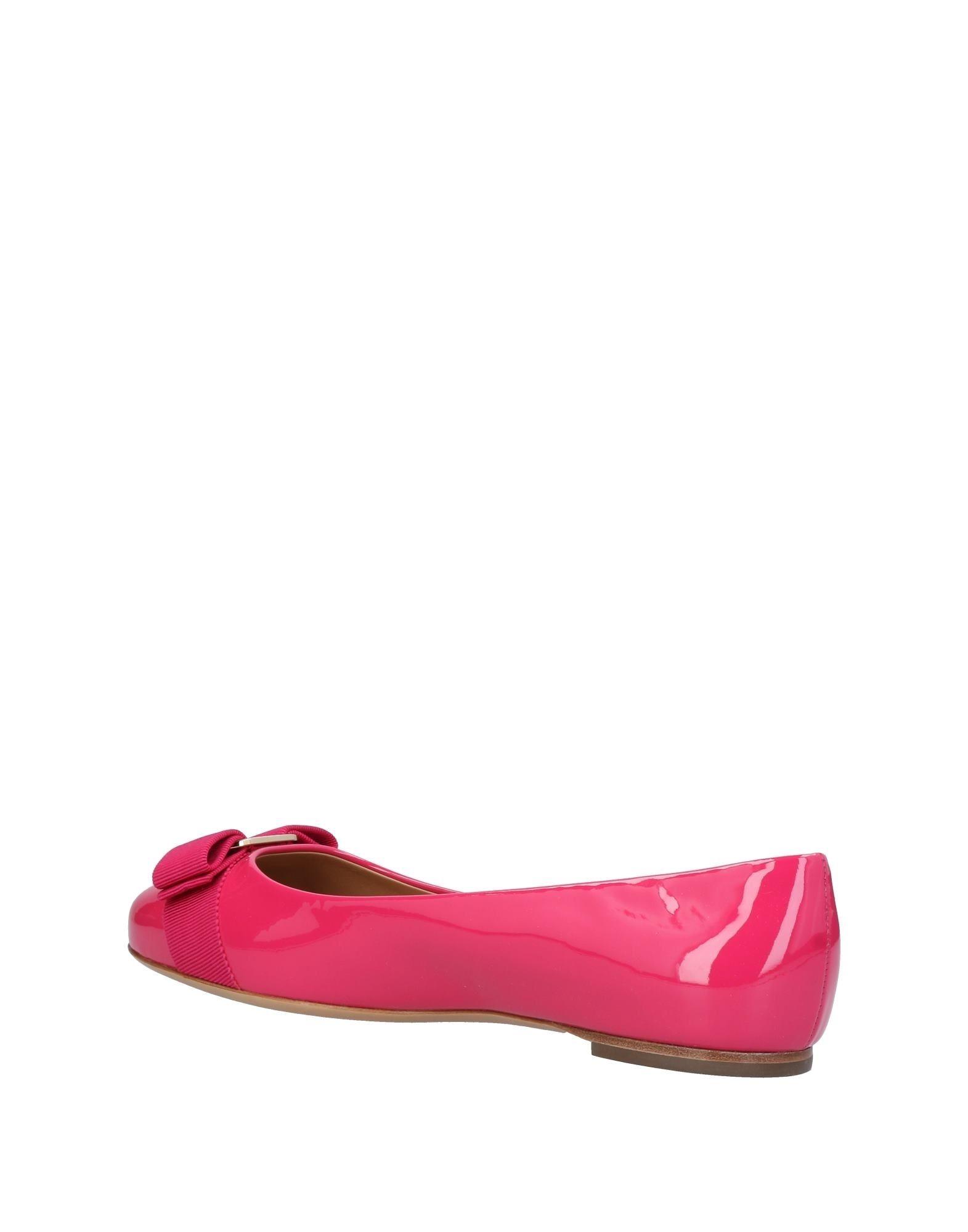 Rabatt Schuhe Salvatore Ferragamo Ballerinas Damen  11435530XD