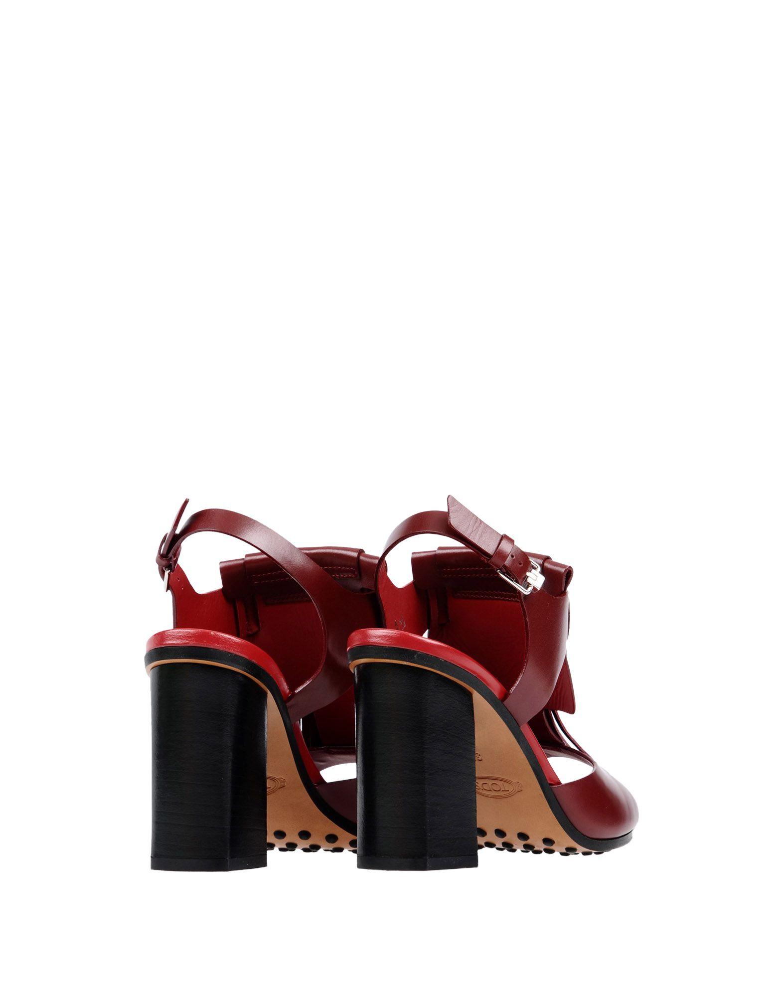 Tod's Heiße Sandalen Damen  11435571AA Heiße Tod's Schuhe fa3797