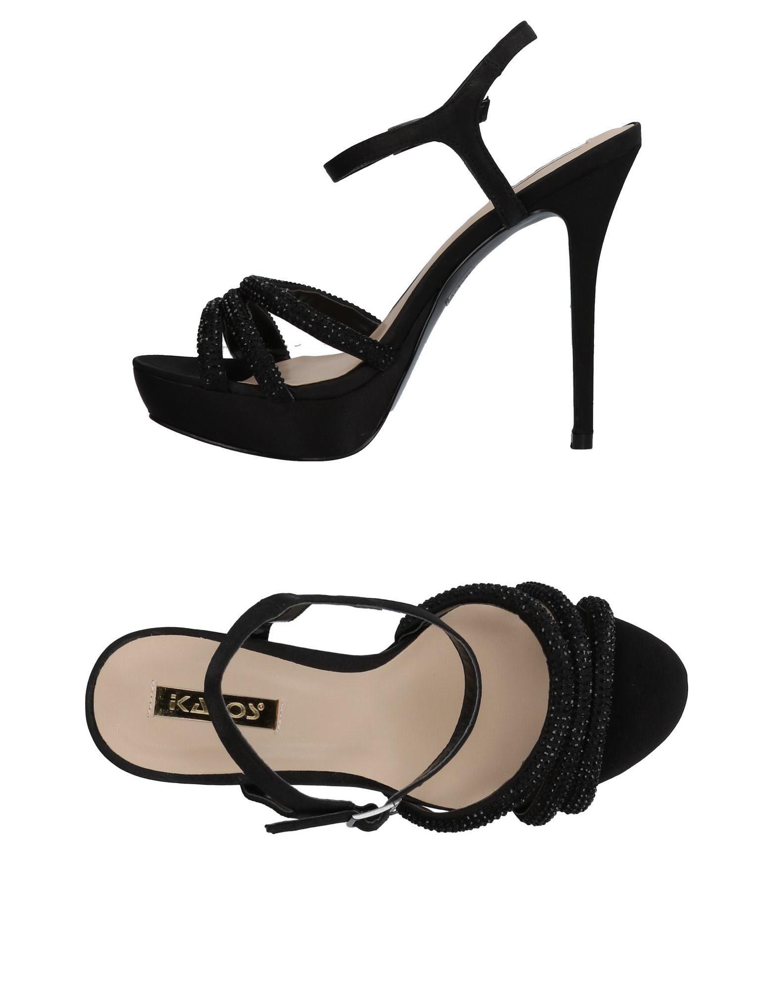 Ikaros Sandalen Damen  11435590KD Gute Qualität beliebte Schuhe