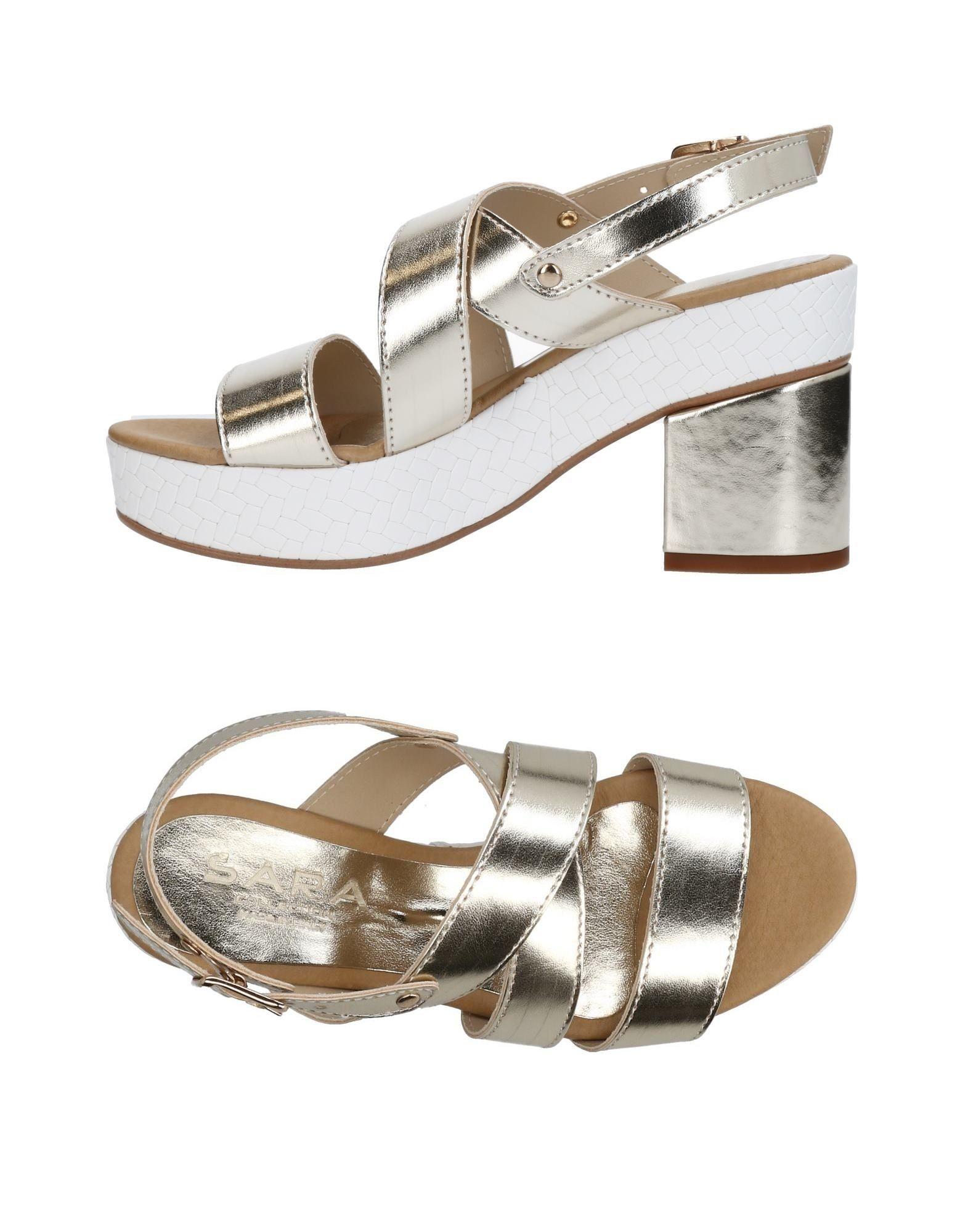 Sara® Collection Sandalen Damen  11435608KV Gute Qualität beliebte Schuhe