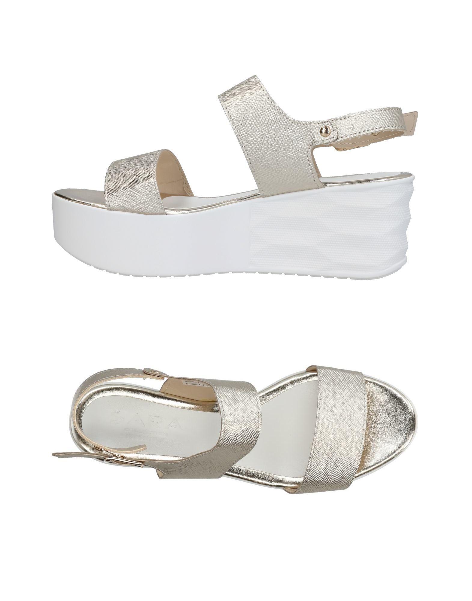 Sara® Collection Sandalen Damen  11435640AW Gute Qualität beliebte Schuhe