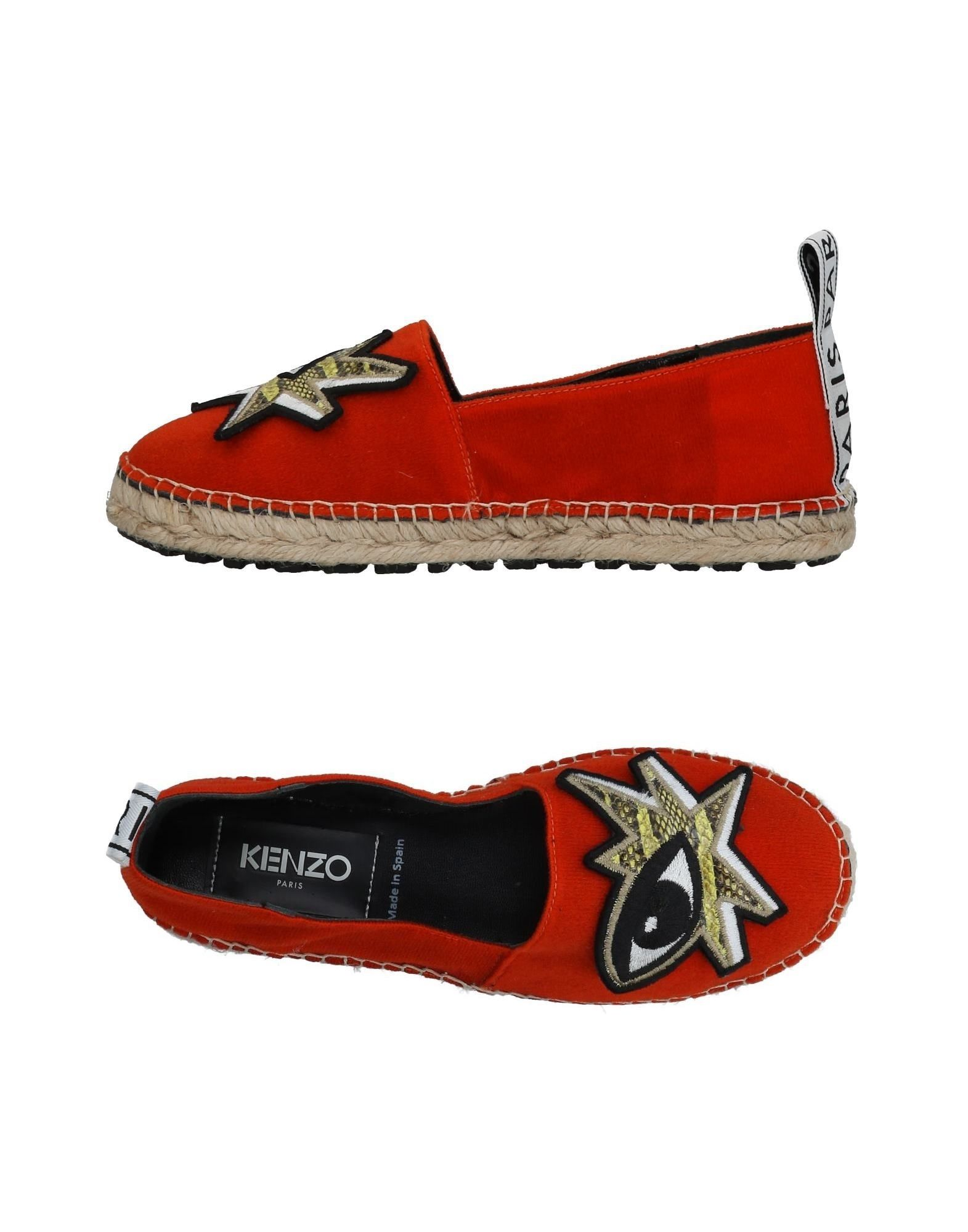 Stilvolle billige Schuhe Kenzo Espadrilles Damen  11435646MH