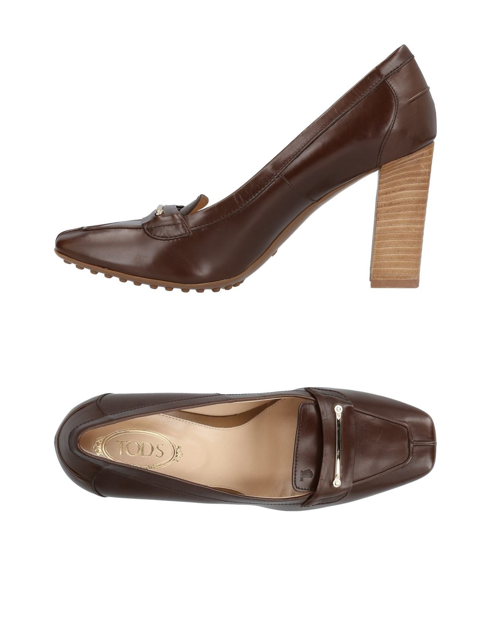 Haltbare Mode billige Schuhe Tod's Mokassins Damen  11435742CI Heiße Schuhe