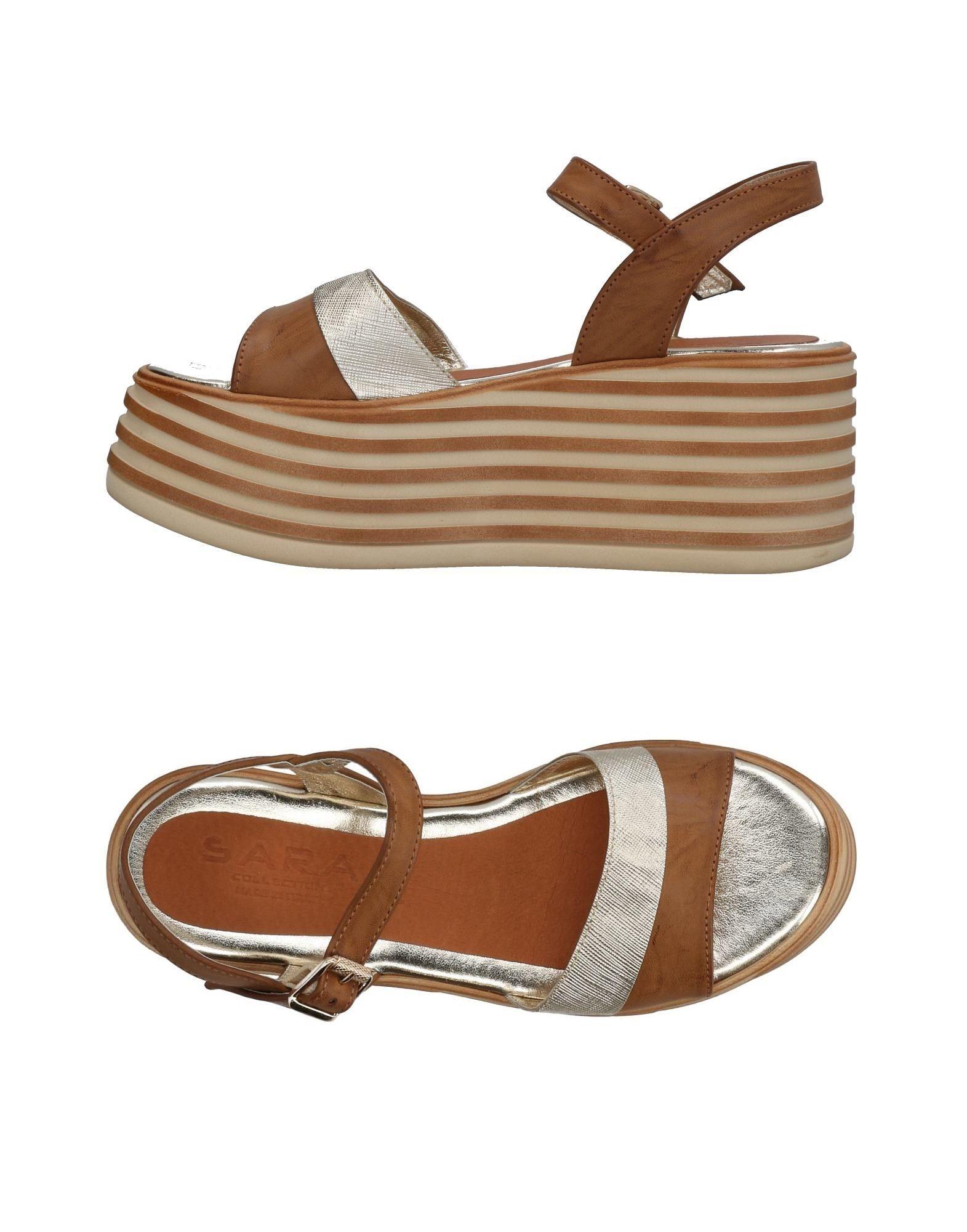 Sara® Collection Sandalen Damen  11435763VU Neue Schuhe