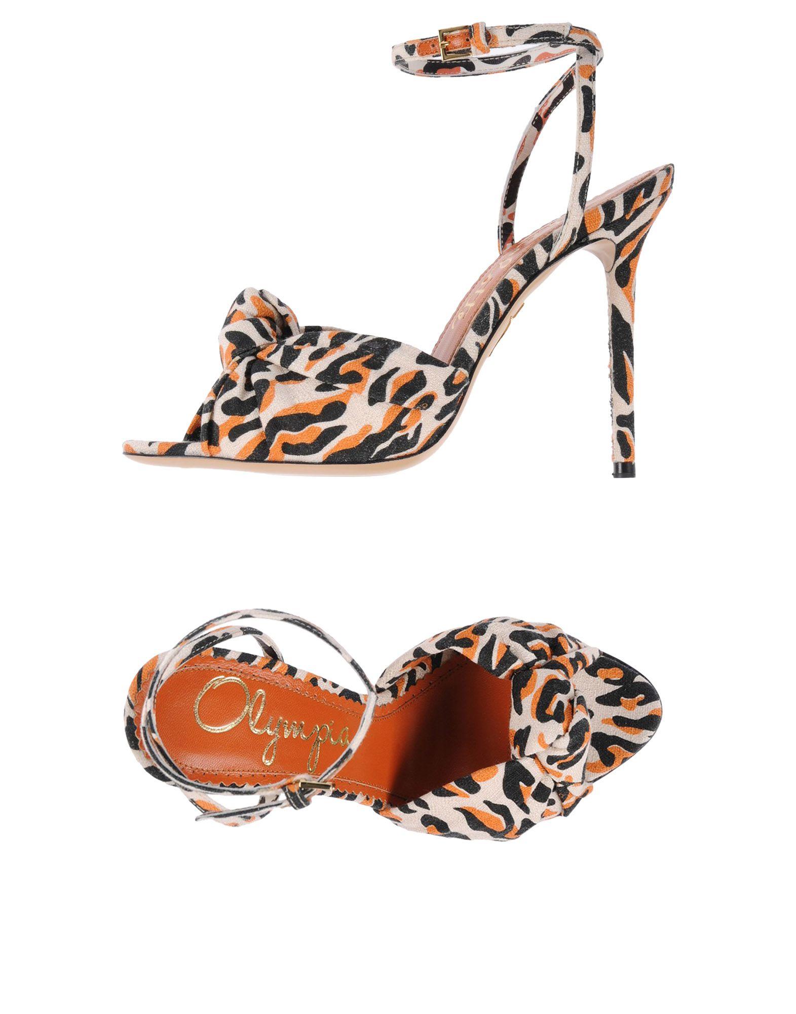 Charlotte aussehende Olympia Sandalen Damen  11435764PAGut aussehende Charlotte strapazierfähige Schuhe 62de6f