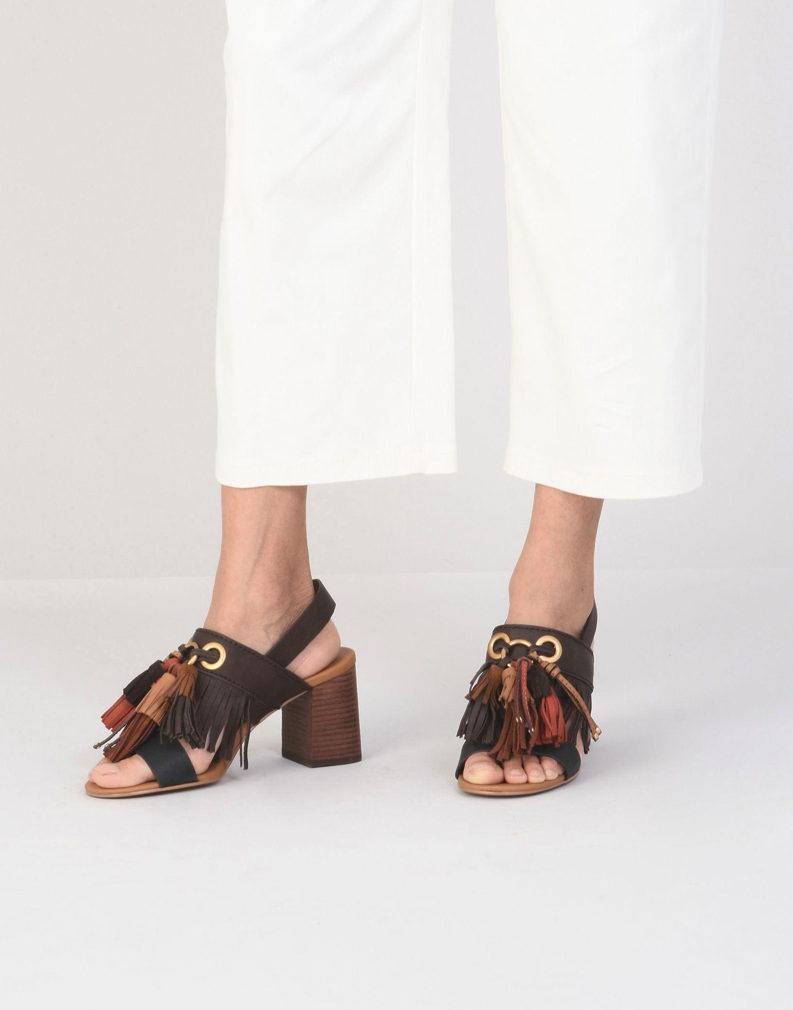 See By Chloé gut Sandalen Damen  11435790BTGünstige gut Chloé aussehende Schuhe a2d01d