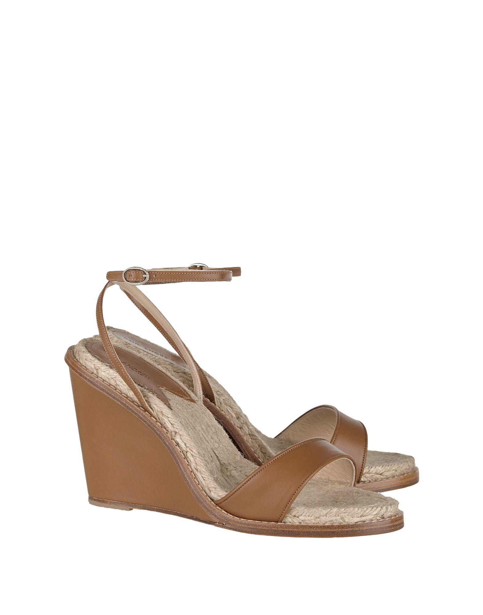 Rabatt Schuhe Paul Andrew Sandalen Damen  11435905OF