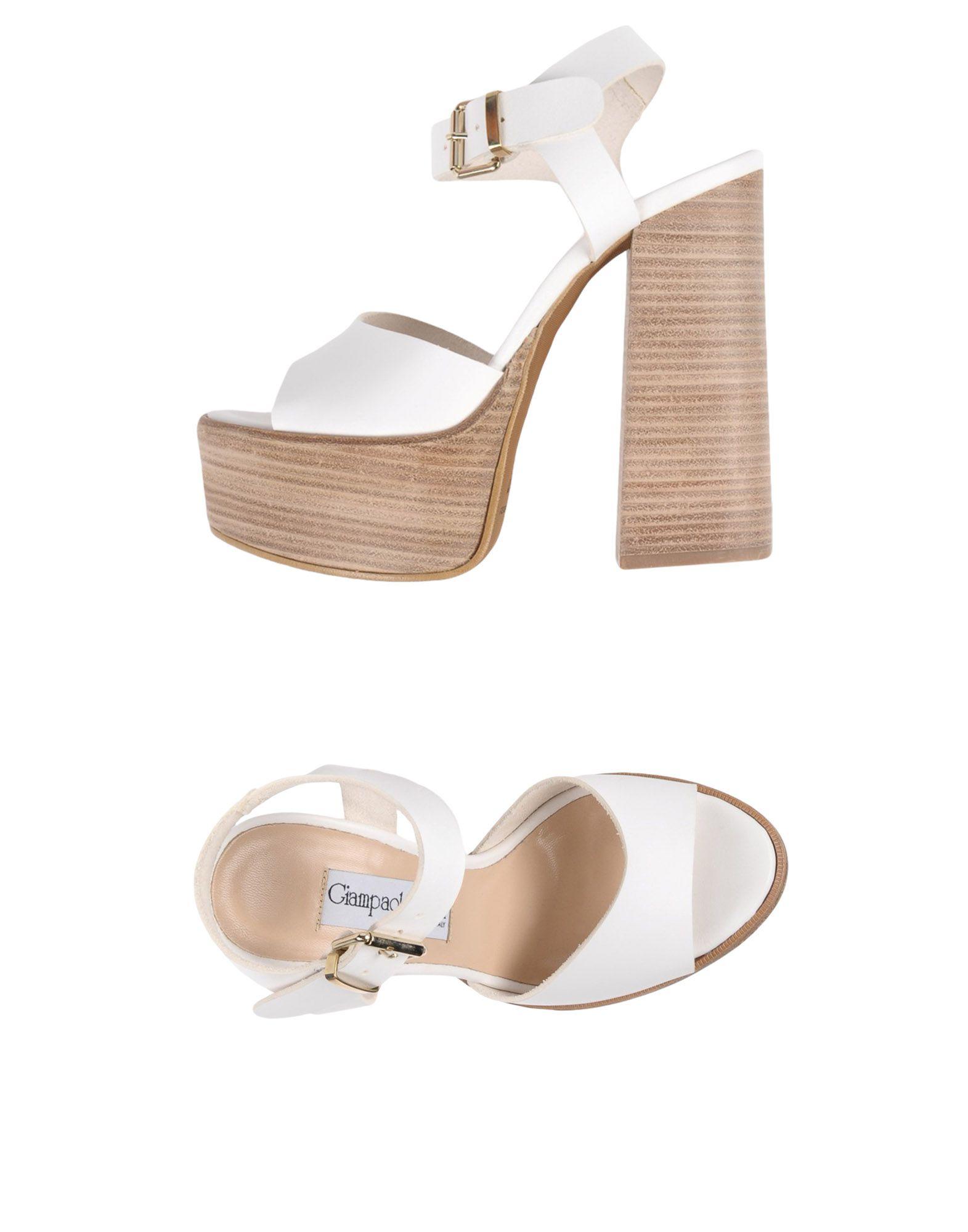 Gut um billige Schuhe zu tragenGiampaolo Viozzi Sandalen Damen  11435929VW