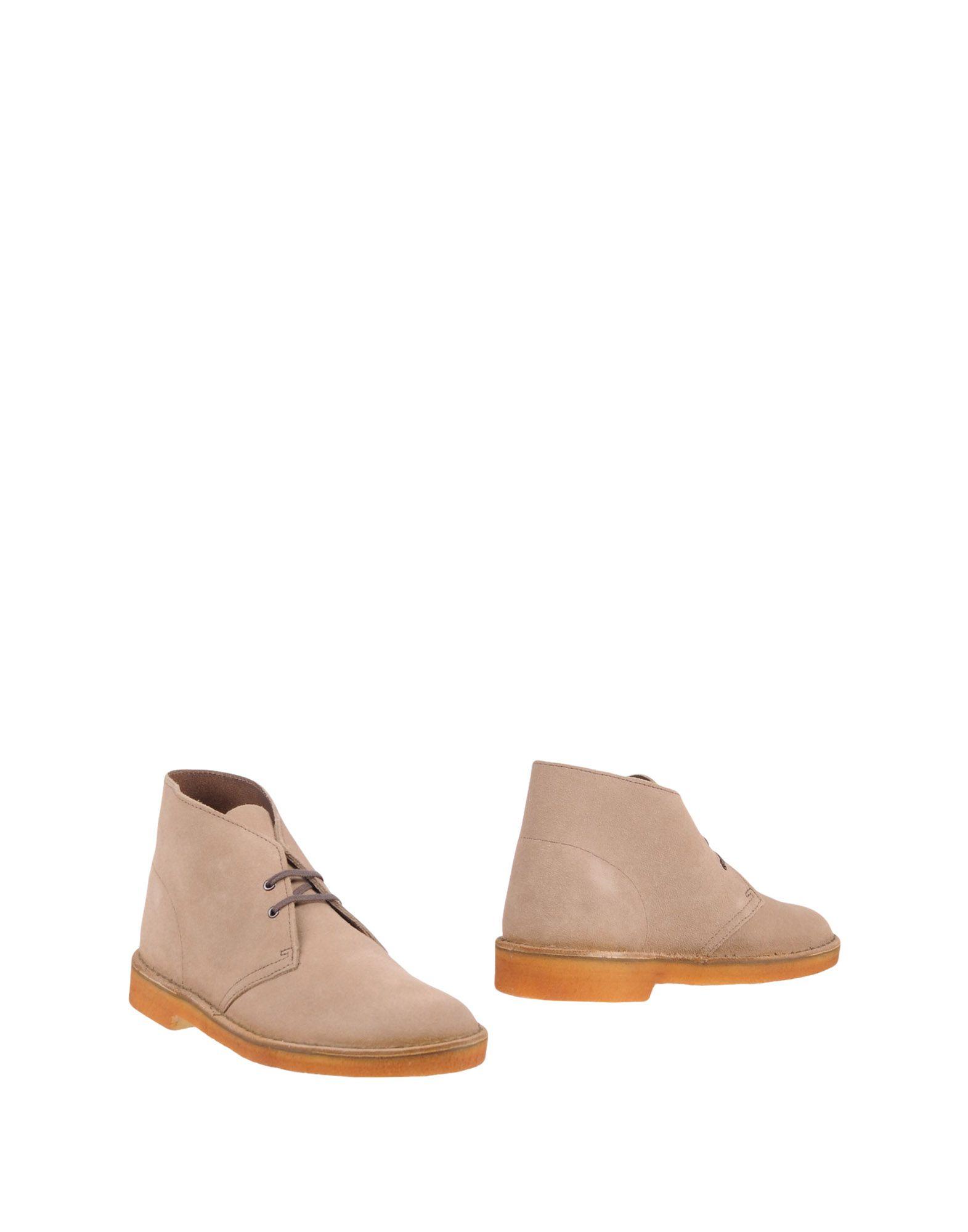 Rabatt echte Schuhe Clarks Originals Stiefelette Herren  11435964CW