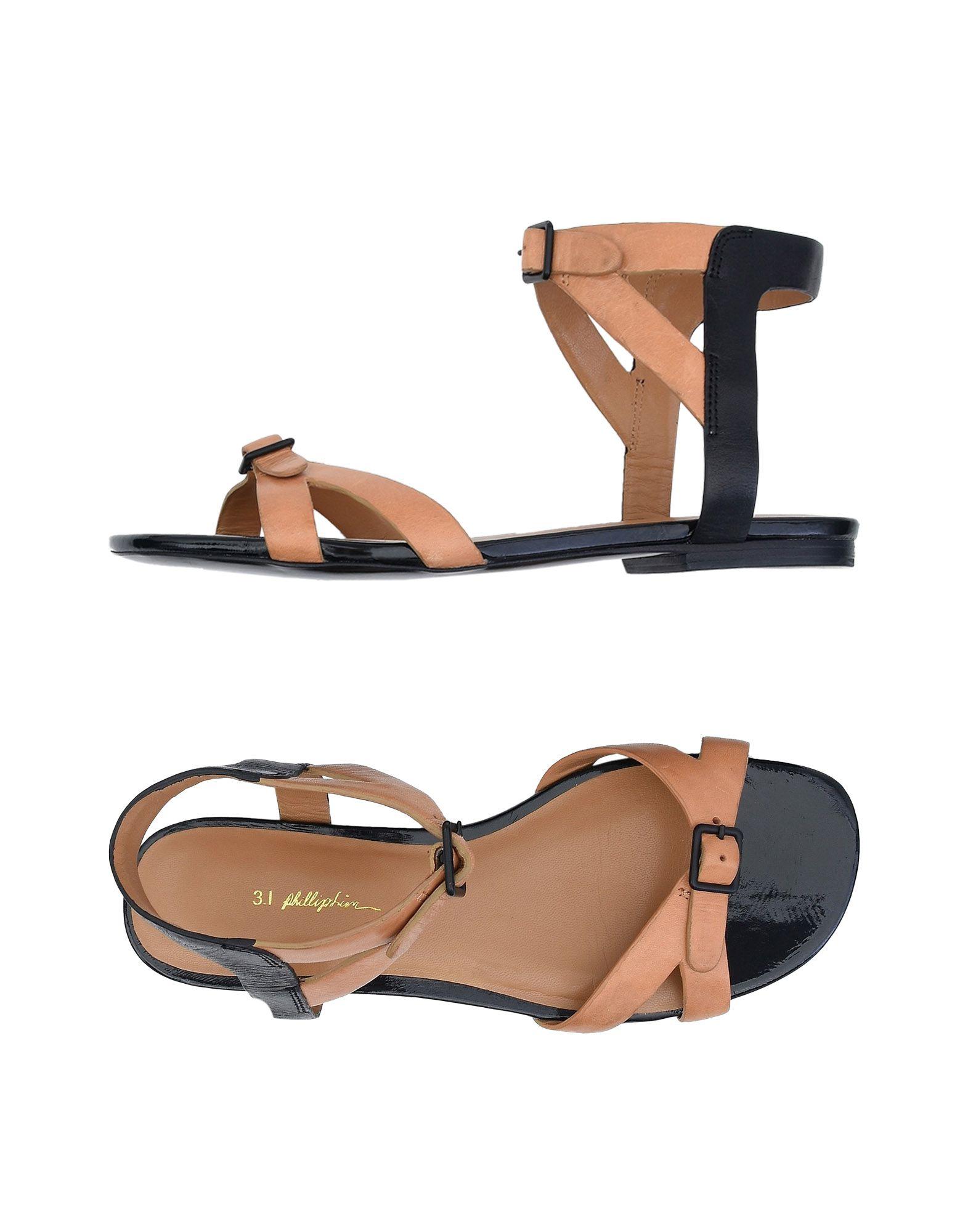 3.1 Phillip Lim Sandalen Damen  11435975UFGut aussehende strapazierfähige Schuhe