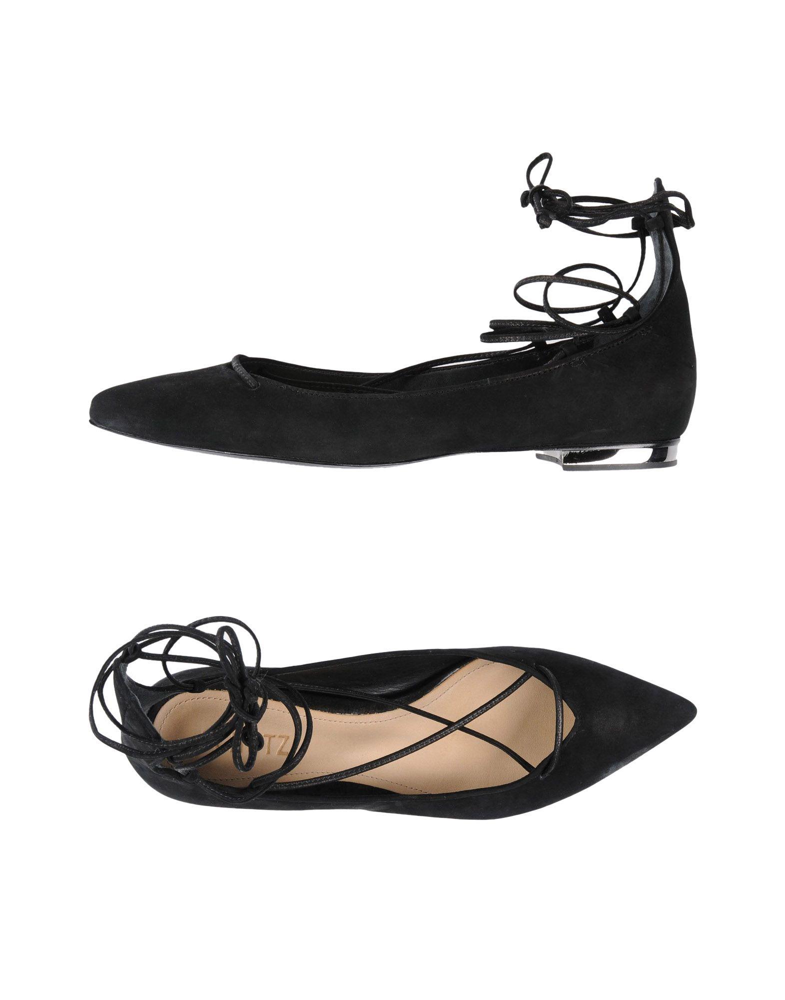 Haltbare Mode billige Schuhe Schutz Ballerinas Damen  11436077US Heiße Schuhe