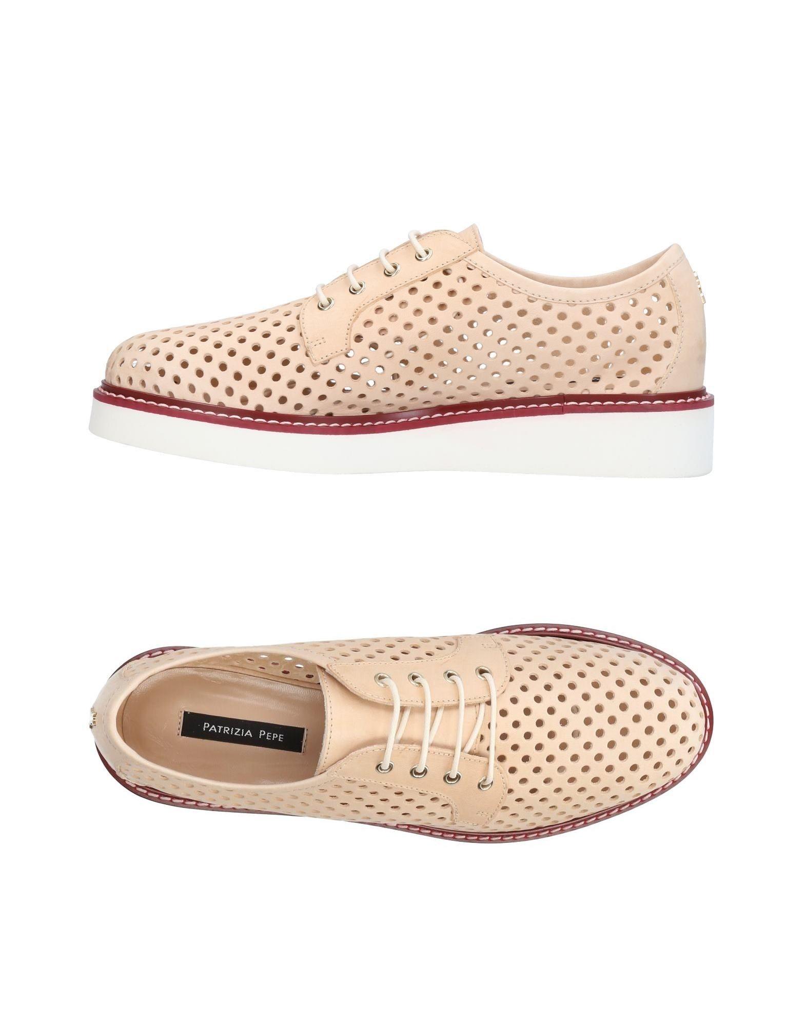 Patrizia Pepe Schnürschuhe Damen  11436154EB Gute Qualität beliebte Schuhe