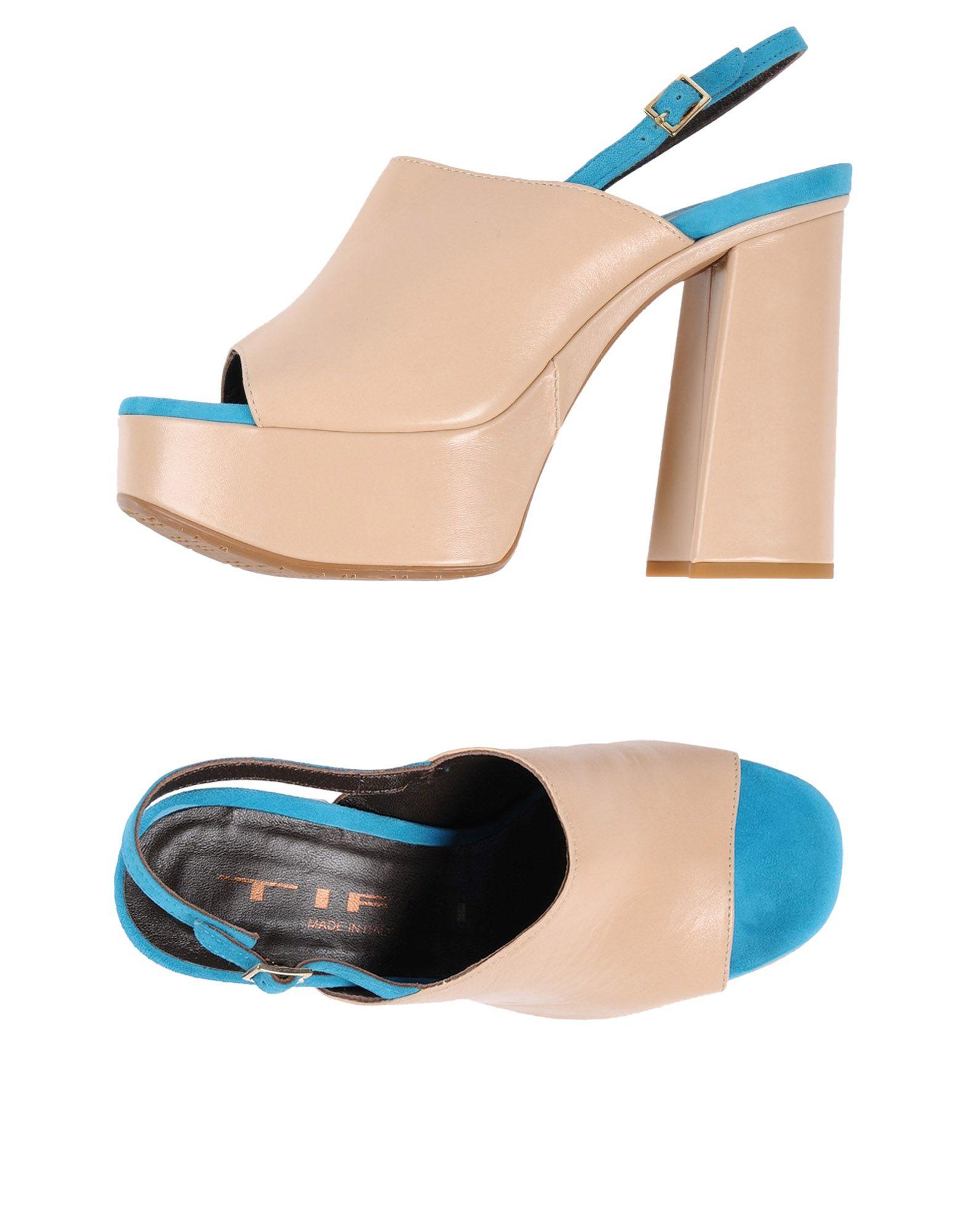 Moda Sandali Tiffi Donna - - Donna 11436238DA d74b47