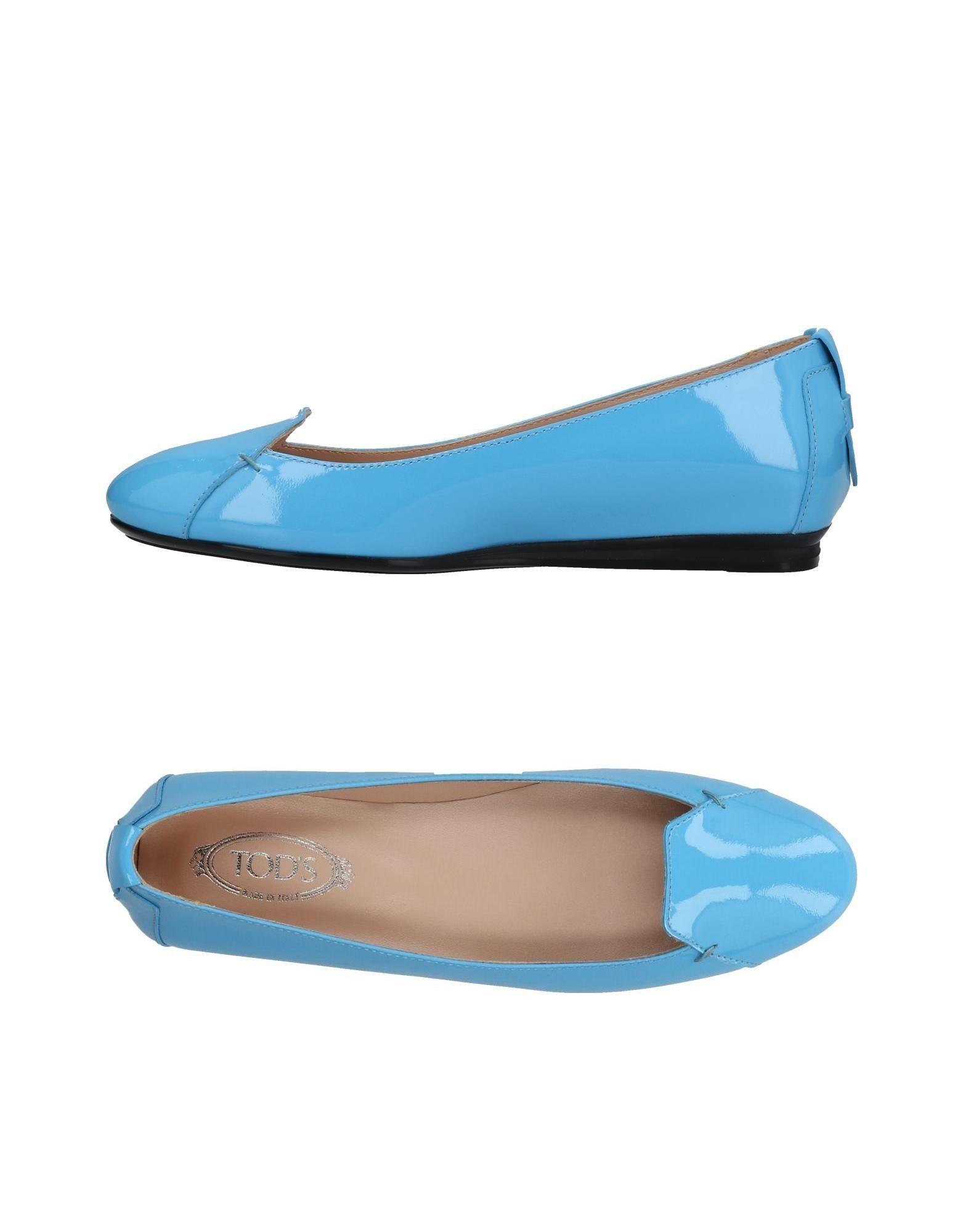 Stilvolle billige Schuhe Tod's Mokassins Damen  11436258UA