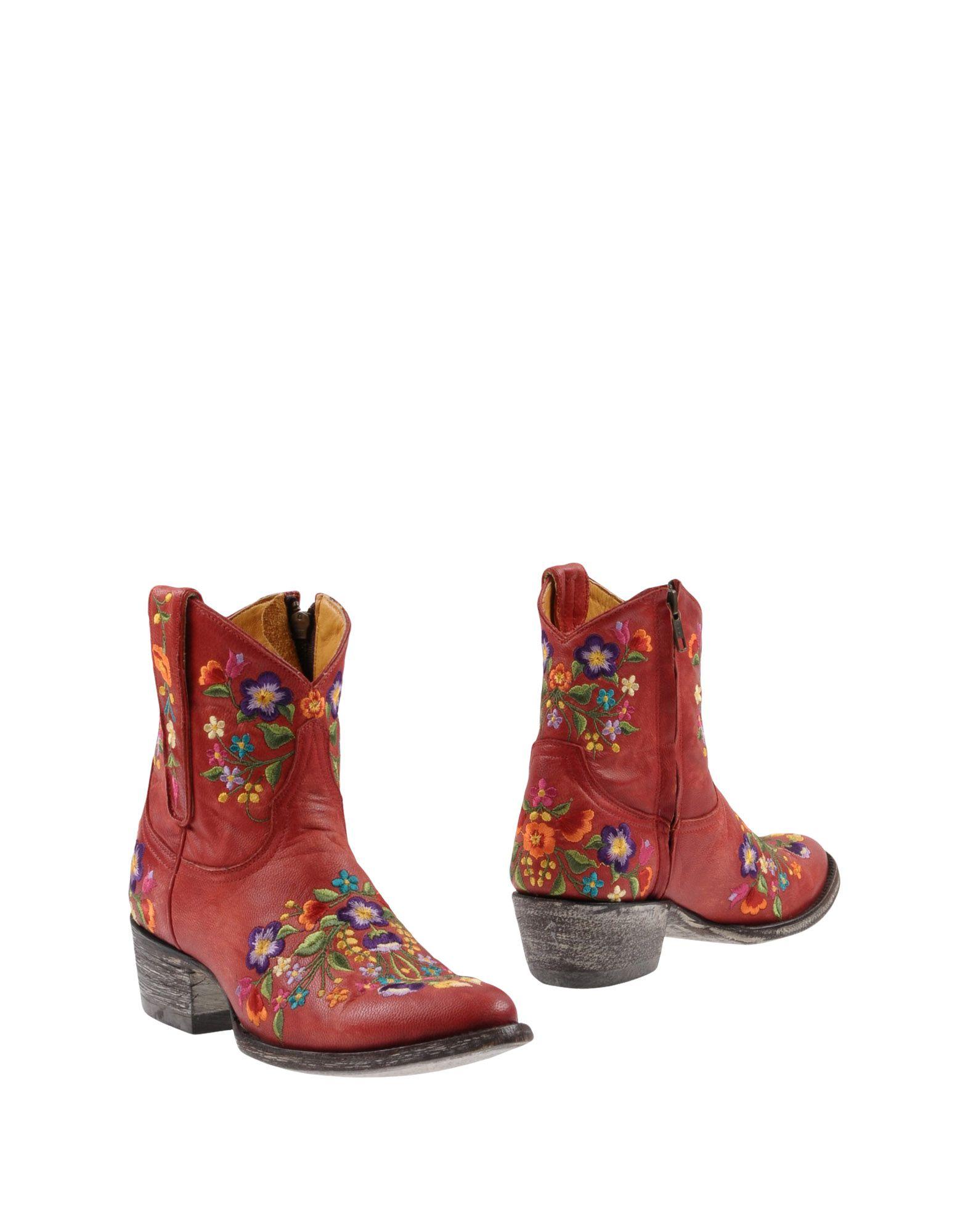 Rabatt Schuhe Mexicana Stiefelette Damen 11436322CQ  11436322CQ Damen cca755