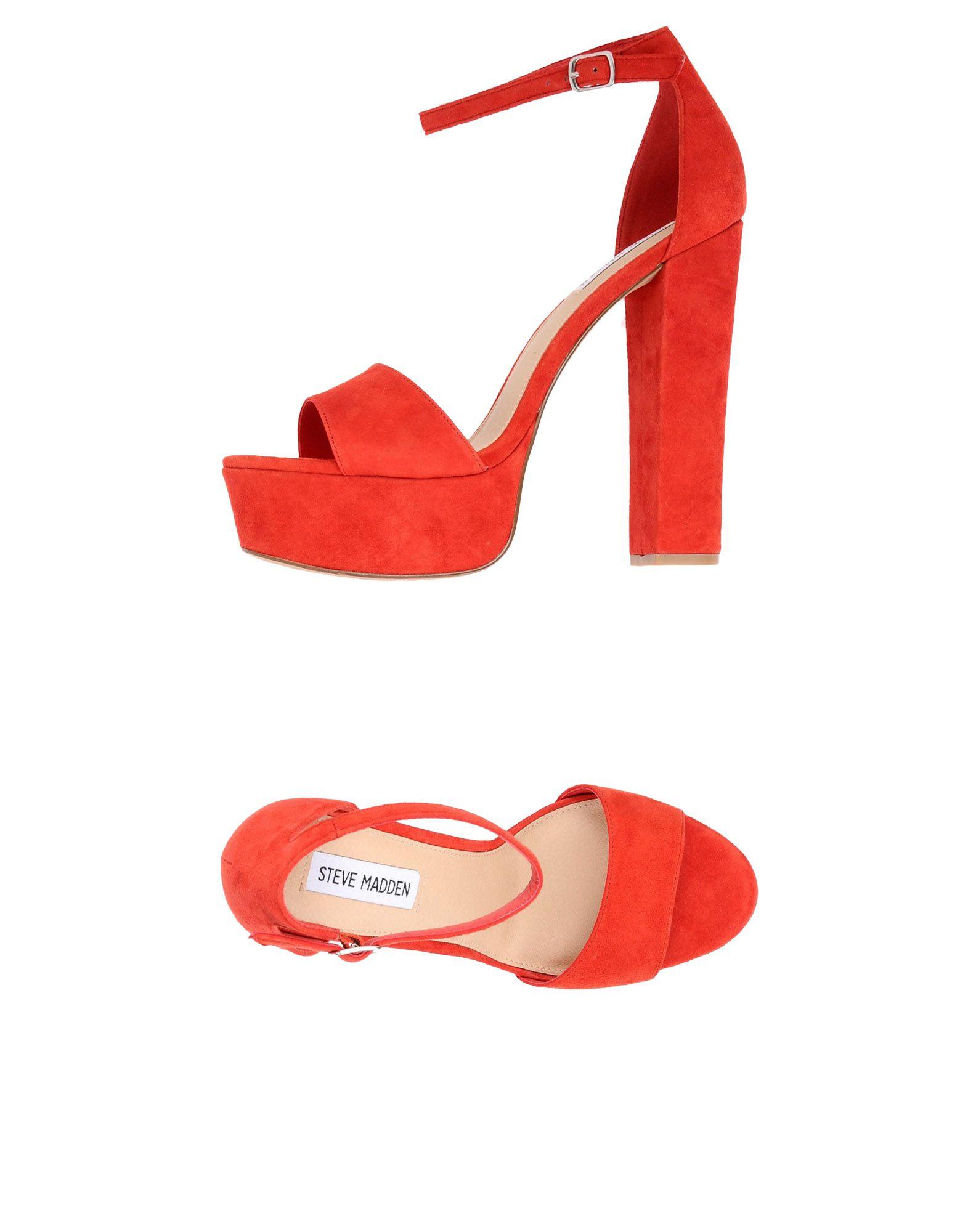 Steve Madden Gonzo Sandal  11436382FC Gute Qualität beliebte Schuhe