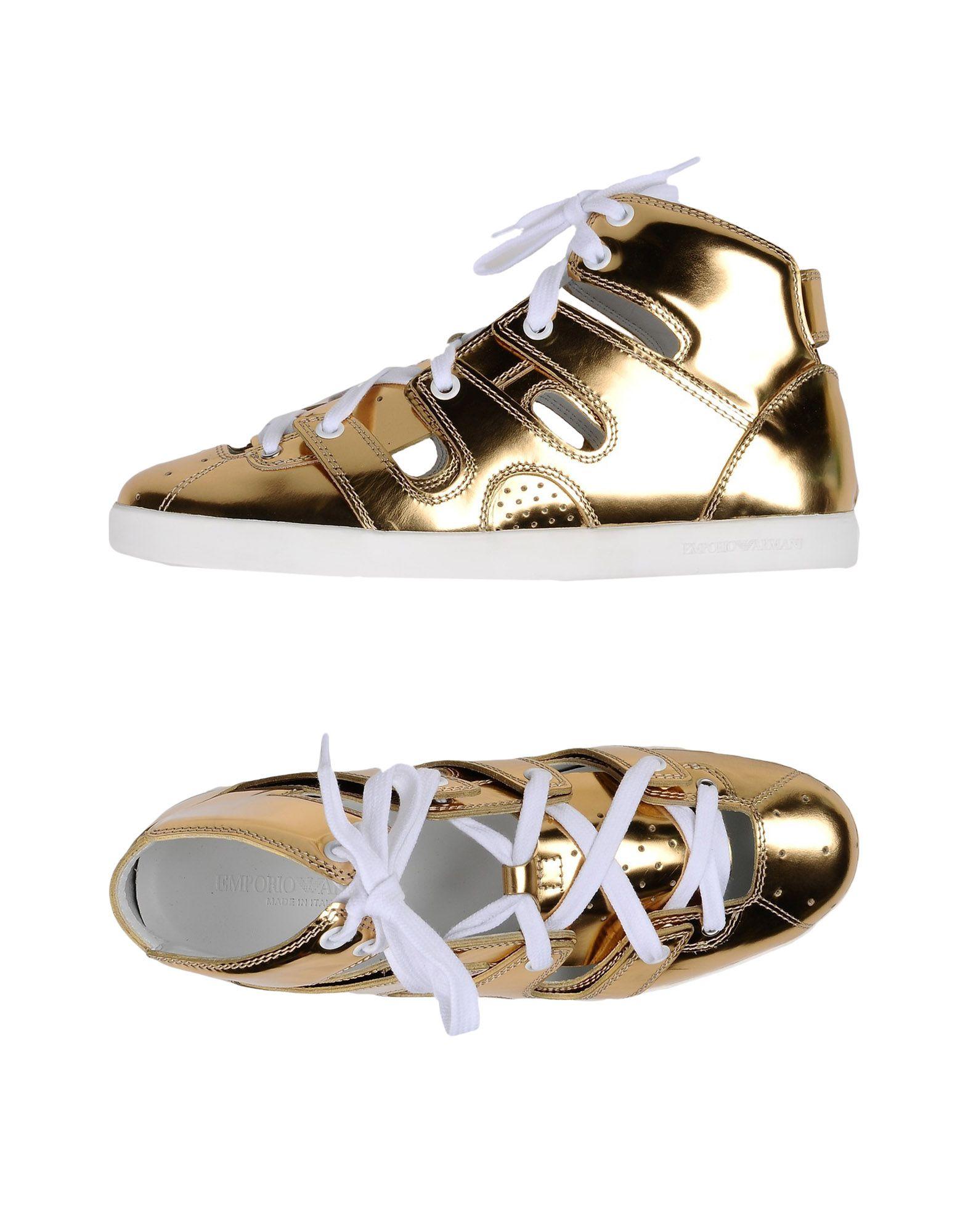 Sneakers Emporio Armani Femme - Sneakers Emporio Armani sur