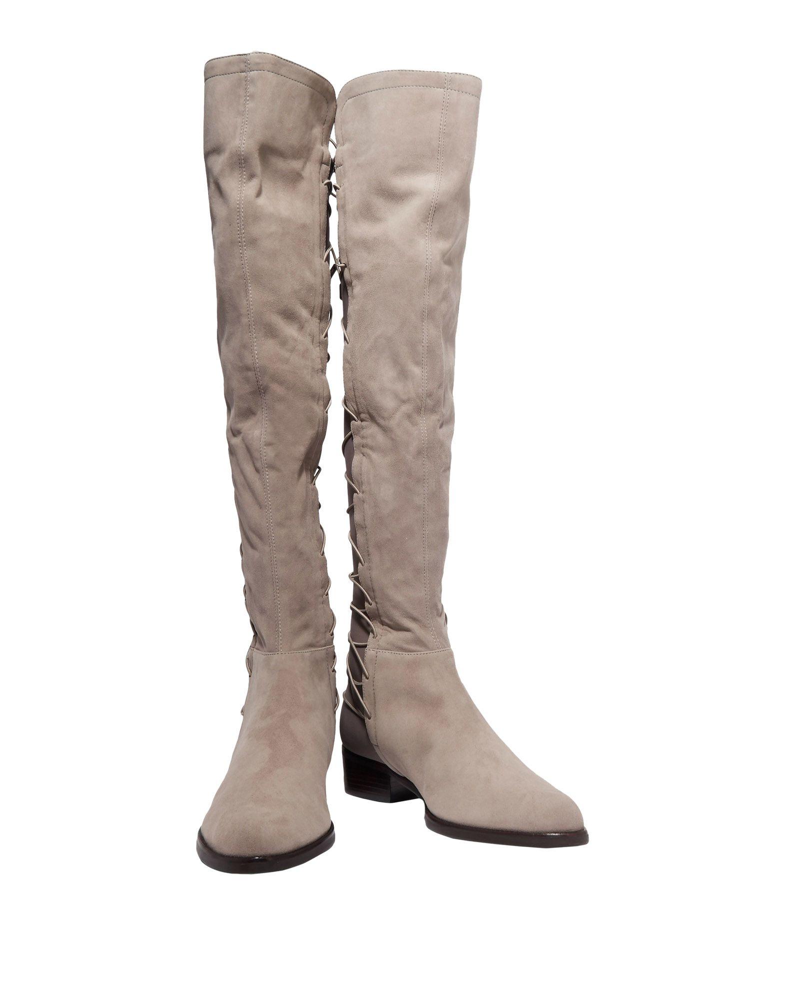 Stilvolle billige Schuhe Schutz Stiefel Damen  11436454MX