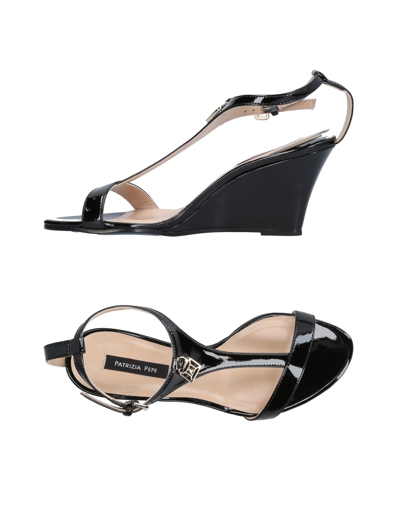 Gut um billige Schuhe zu tragenPatrizia Pepe Sandalen Damen  11436460BS