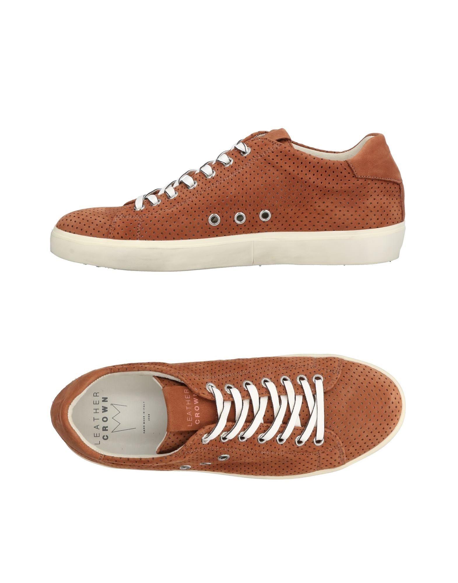 Leather Crown 11436486VH Sneakers Herren  11436486VH Crown 54f3f7