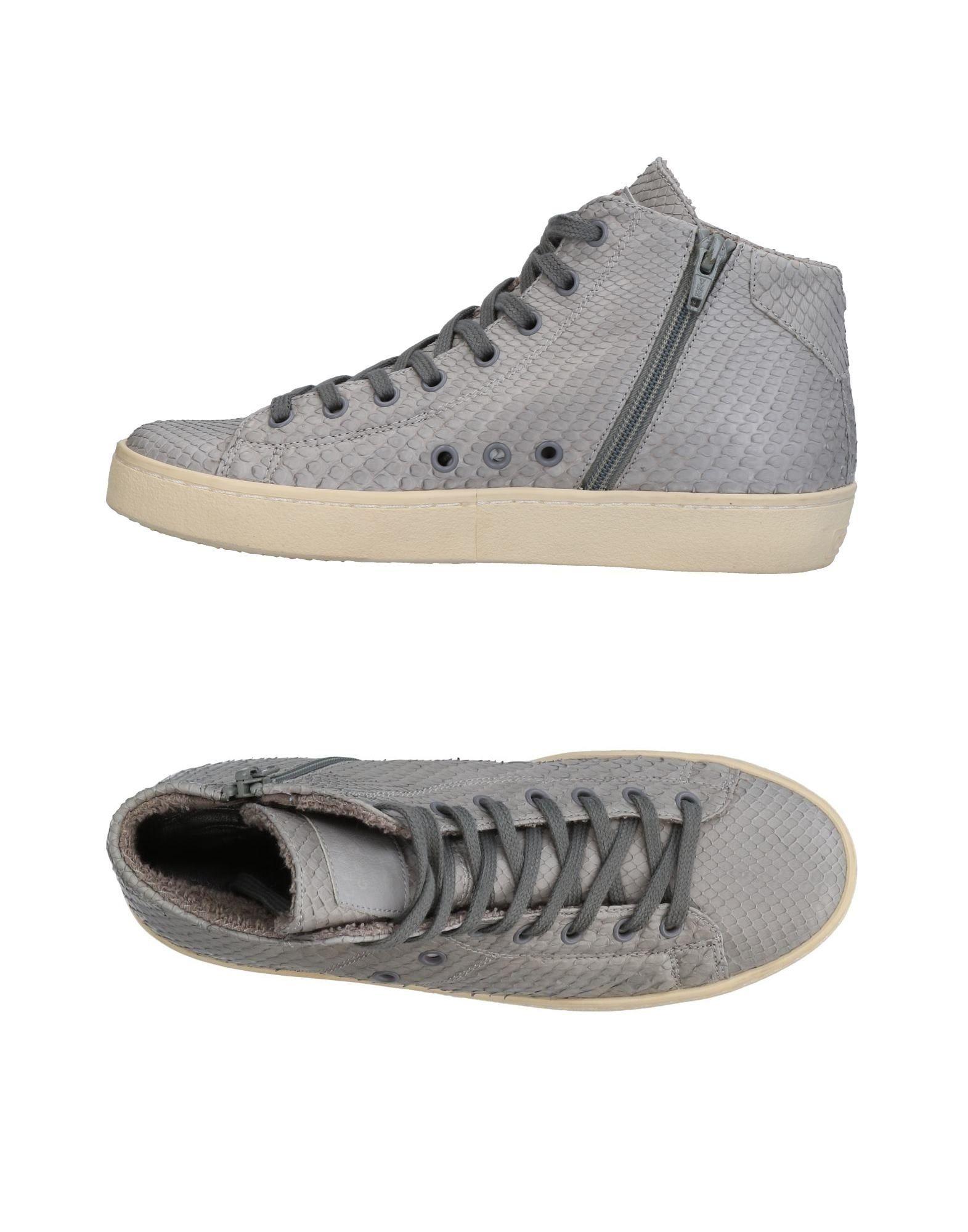 Leather Crown Sneakers Damen  11436504NE Gute Qualität beliebte Schuhe