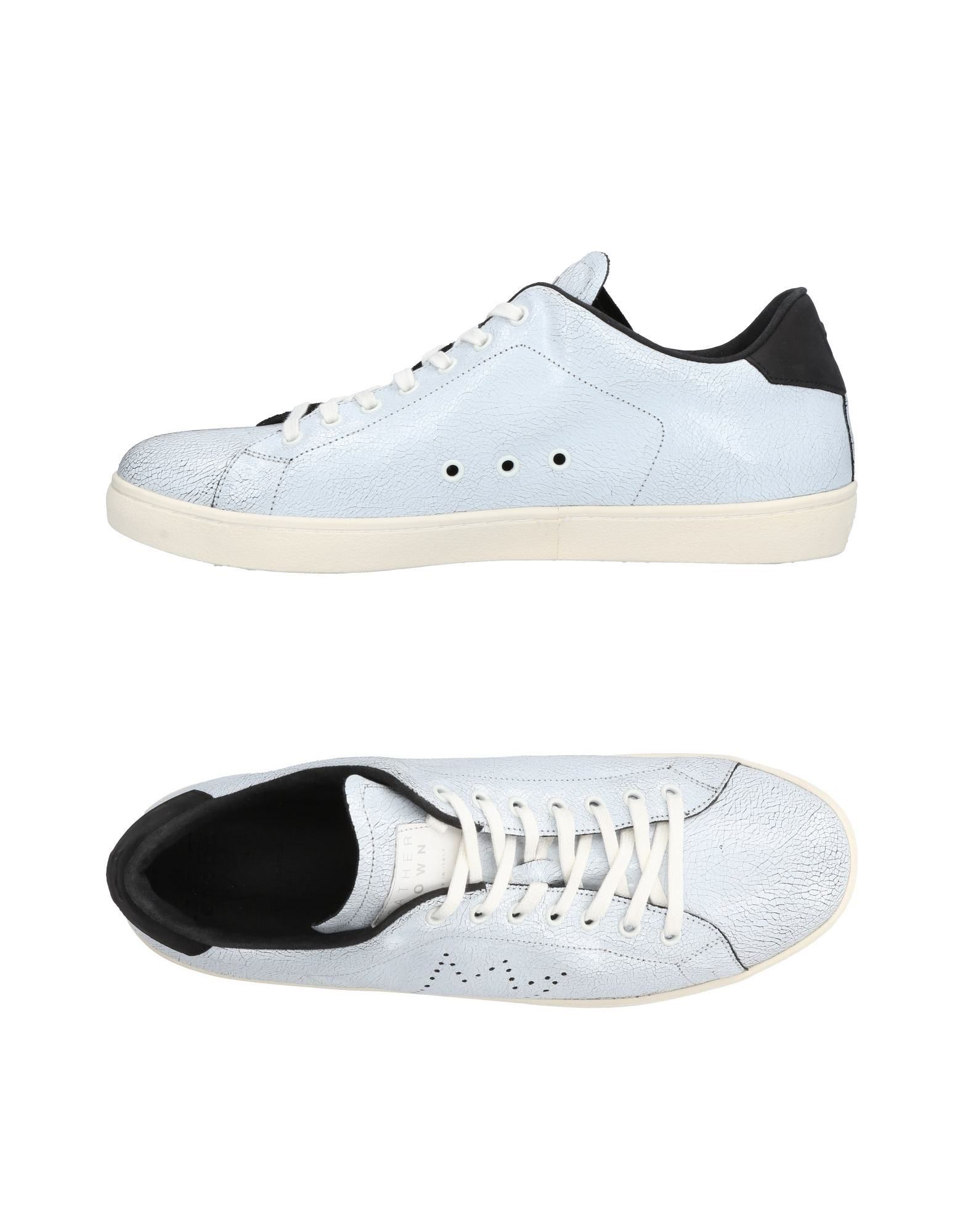 Sneakers Leather Crown Uomo - 11436508FK