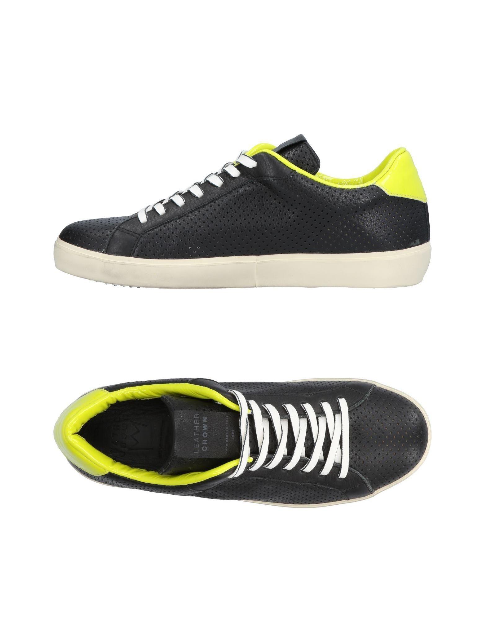 Rabatt echte Schuhe Alessandro Dell'acqua Sneakers Herren  11436518BN